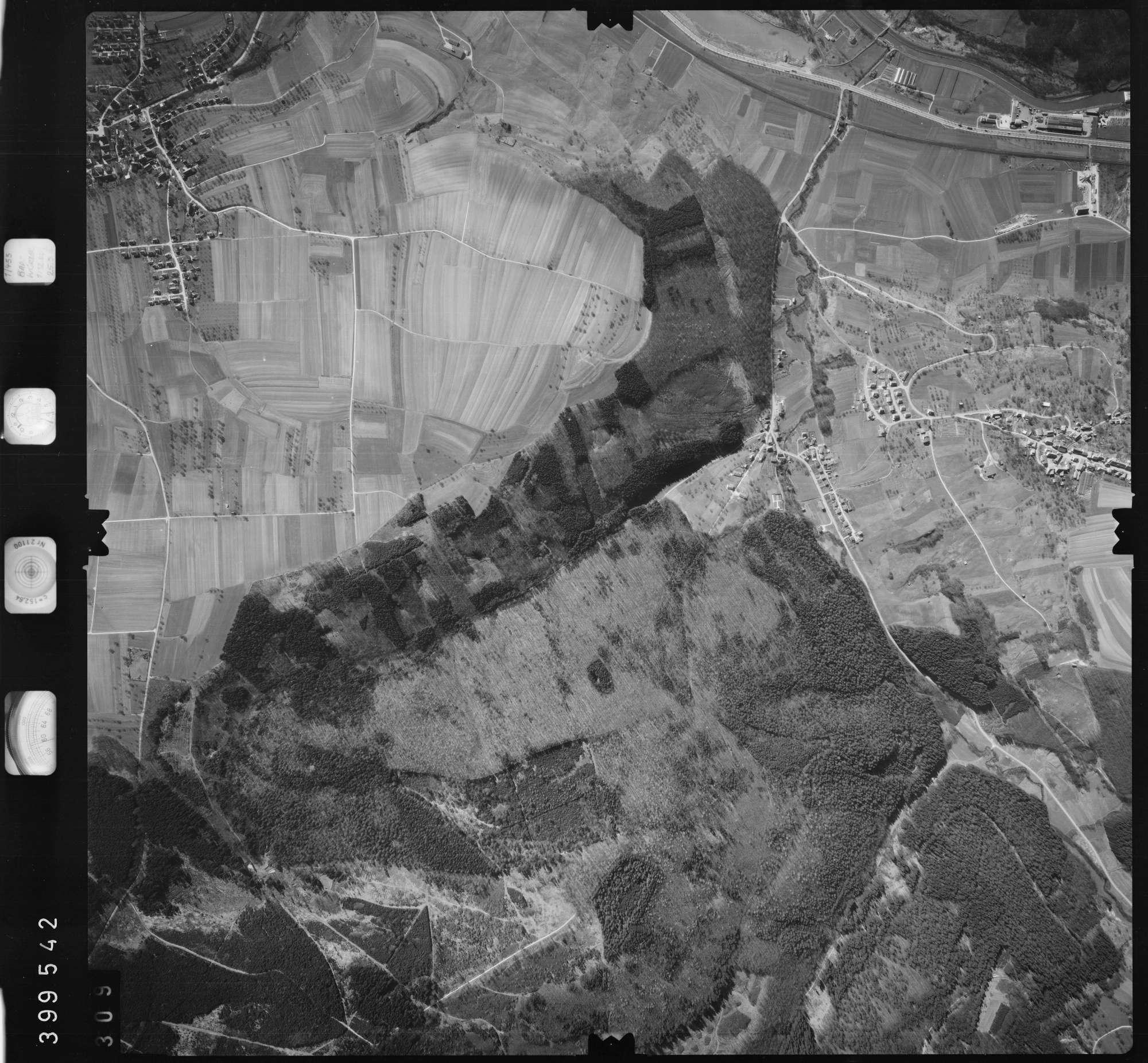 Luftbild: Film 13 Bildnr. 309, Bild 1