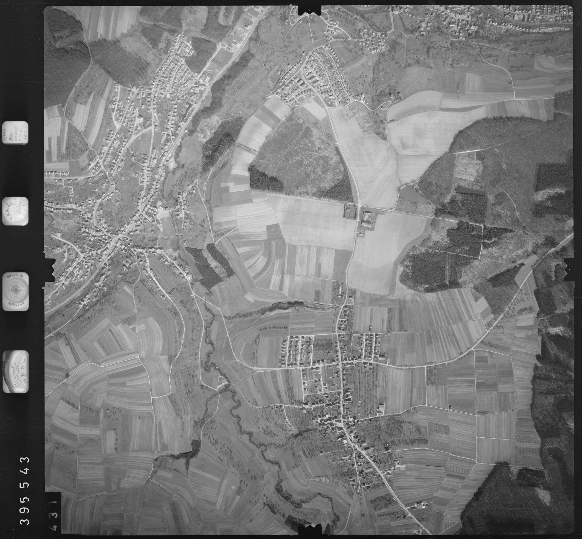 Luftbild: Film 13 Bildnr. 431, Bild 1