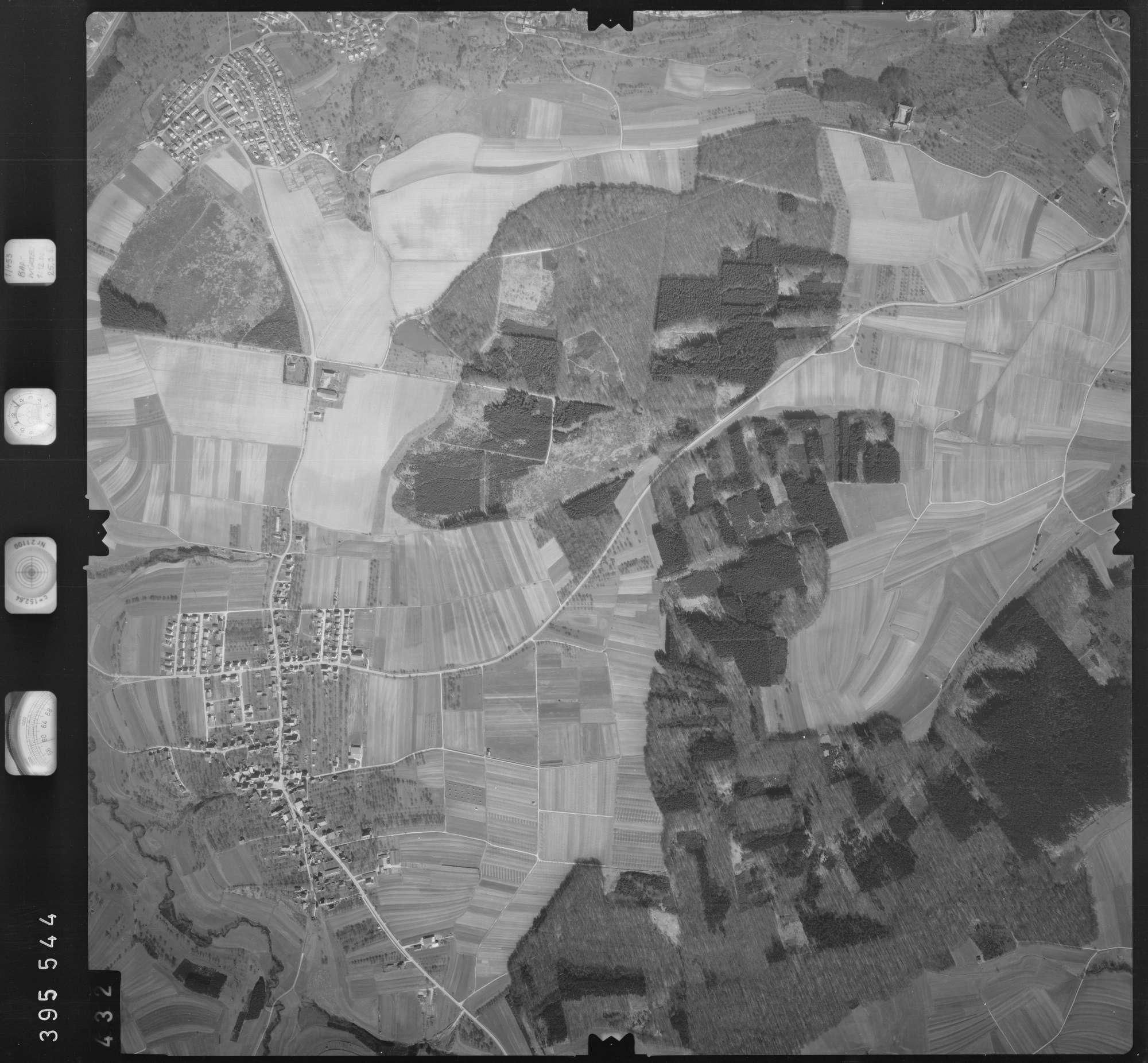 Luftbild: Film 13 Bildnr. 432, Bild 1