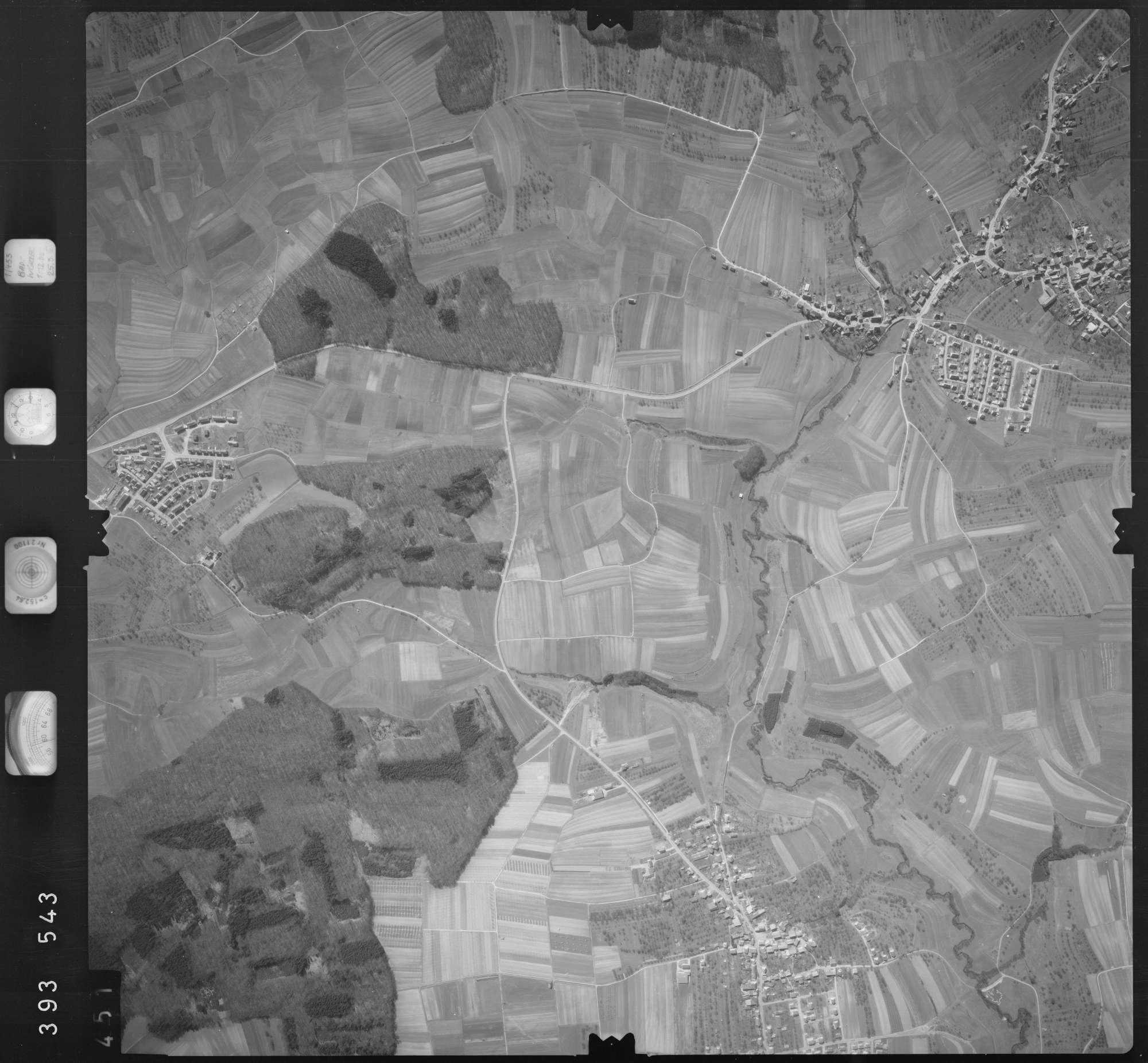 Luftbild: Film 13 Bildnr. 451, Bild 1