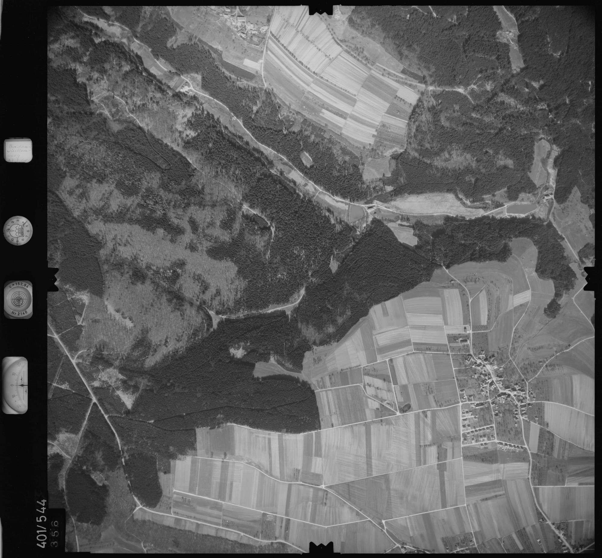 Luftbild: Film 10 Bildnr. 356, Bild 1