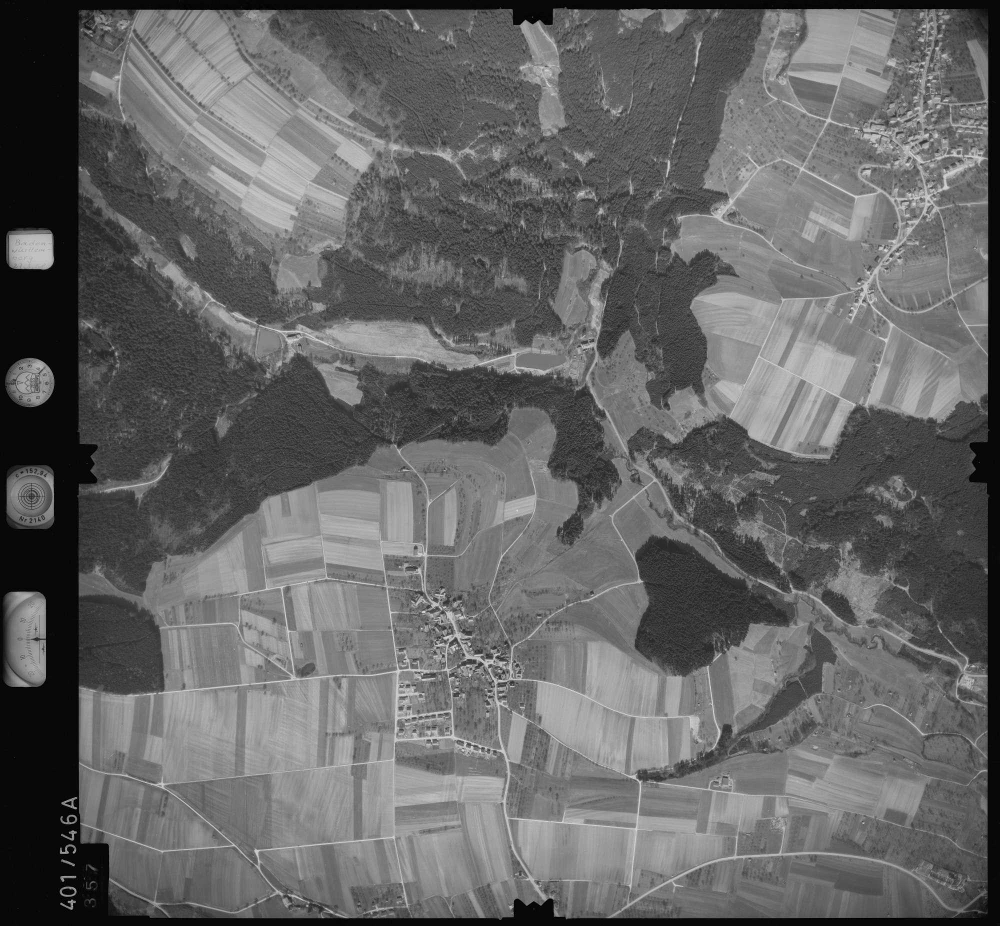 Luftbild: Film 10 Bildnr. 357, Bild 1