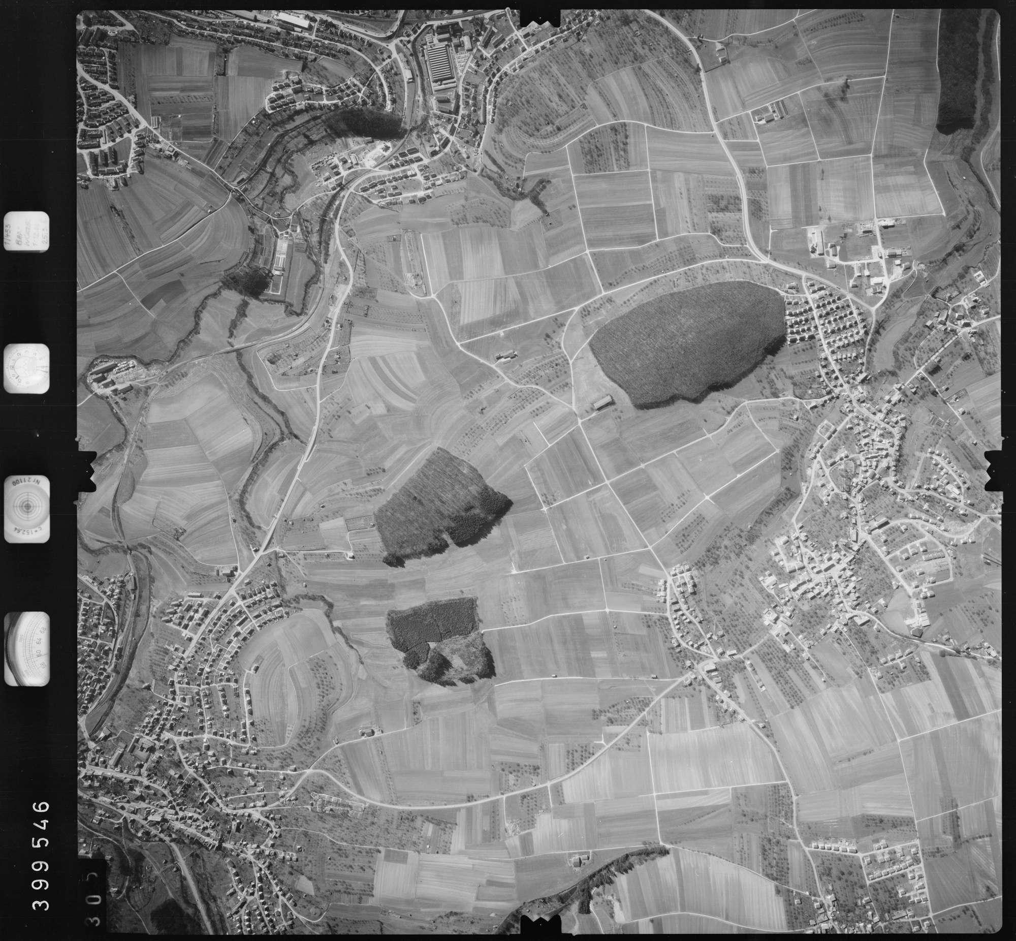 Luftbild: Film 13 Bildnr. 305, Bild 1