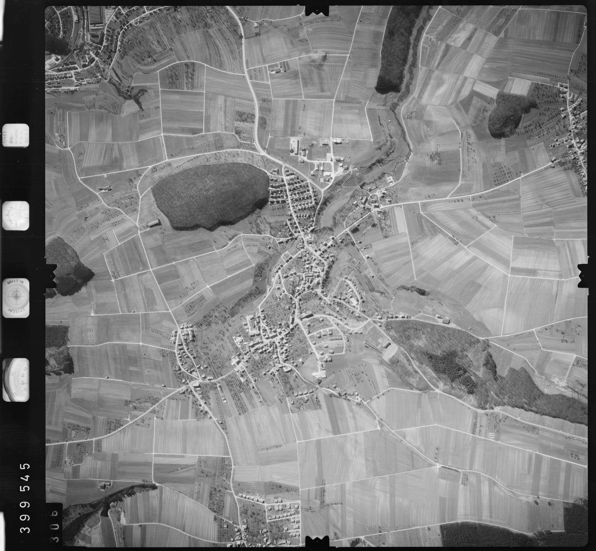 Luftbild: Film 13 Bildnr. 306, Bild 1