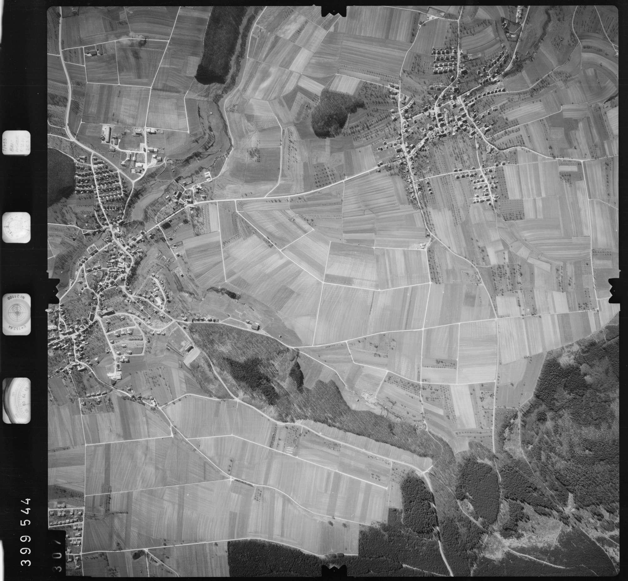 Luftbild: Film 13 Bildnr. 307, Bild 1