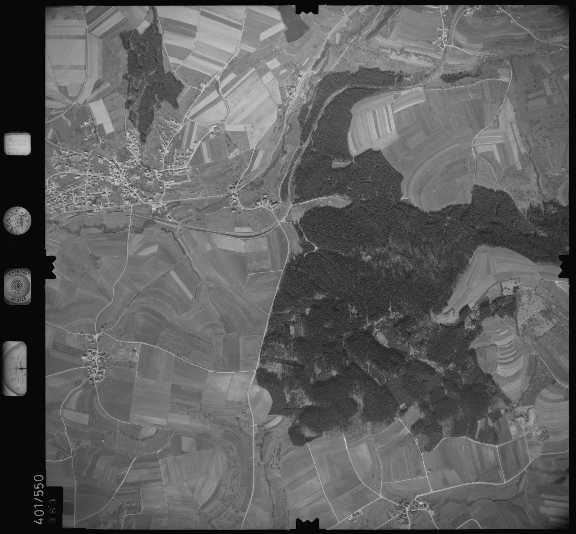 Luftbild: Film 10 Bildnr. 361, Bild 1