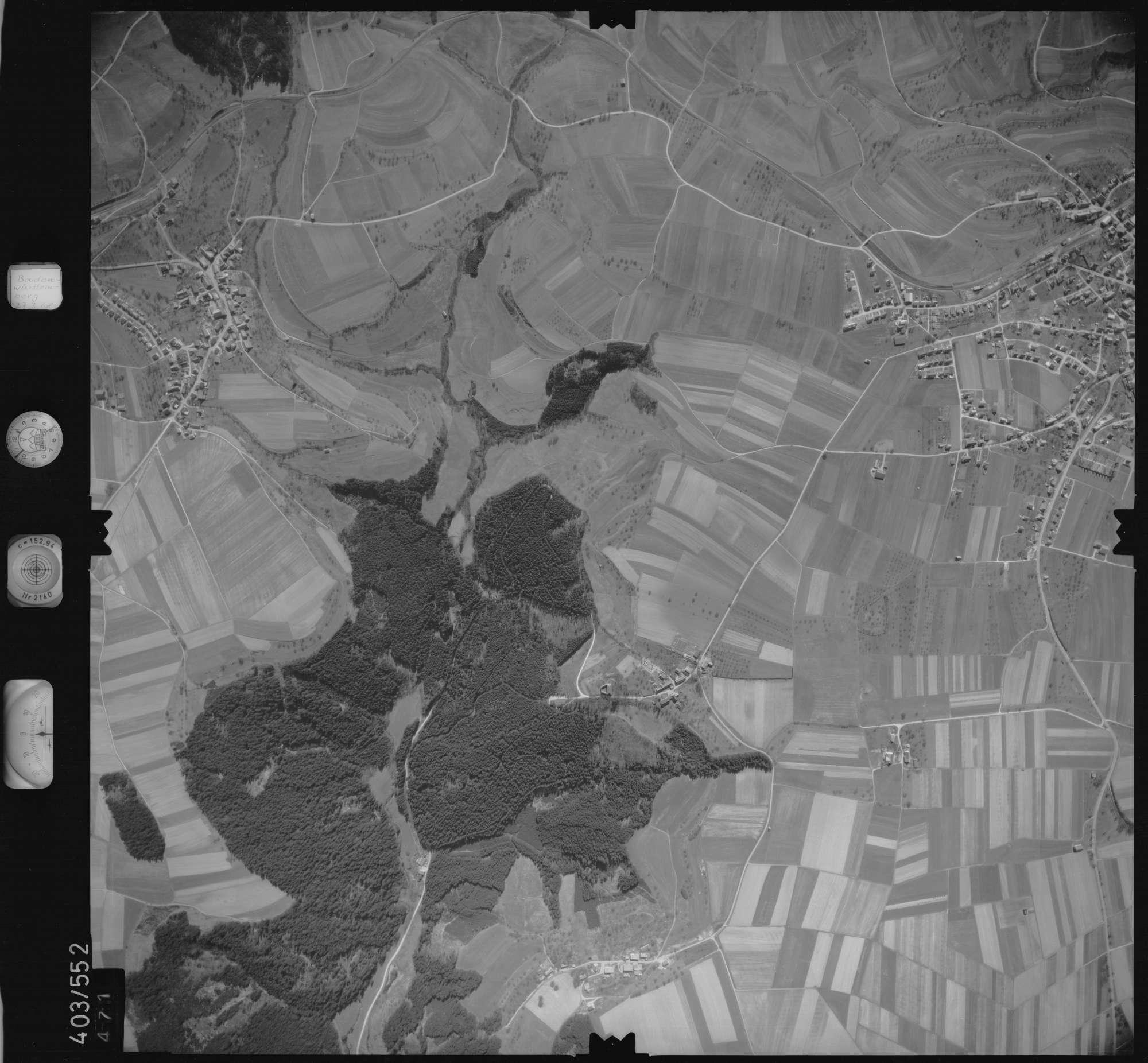 Luftbild: Film 10 Bildnr. 471, Bild 1
