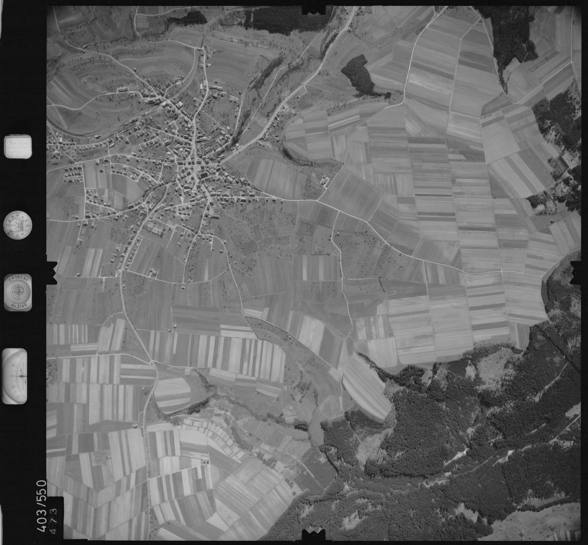 Luftbild: Film 10 Bildnr. 473, Bild 1