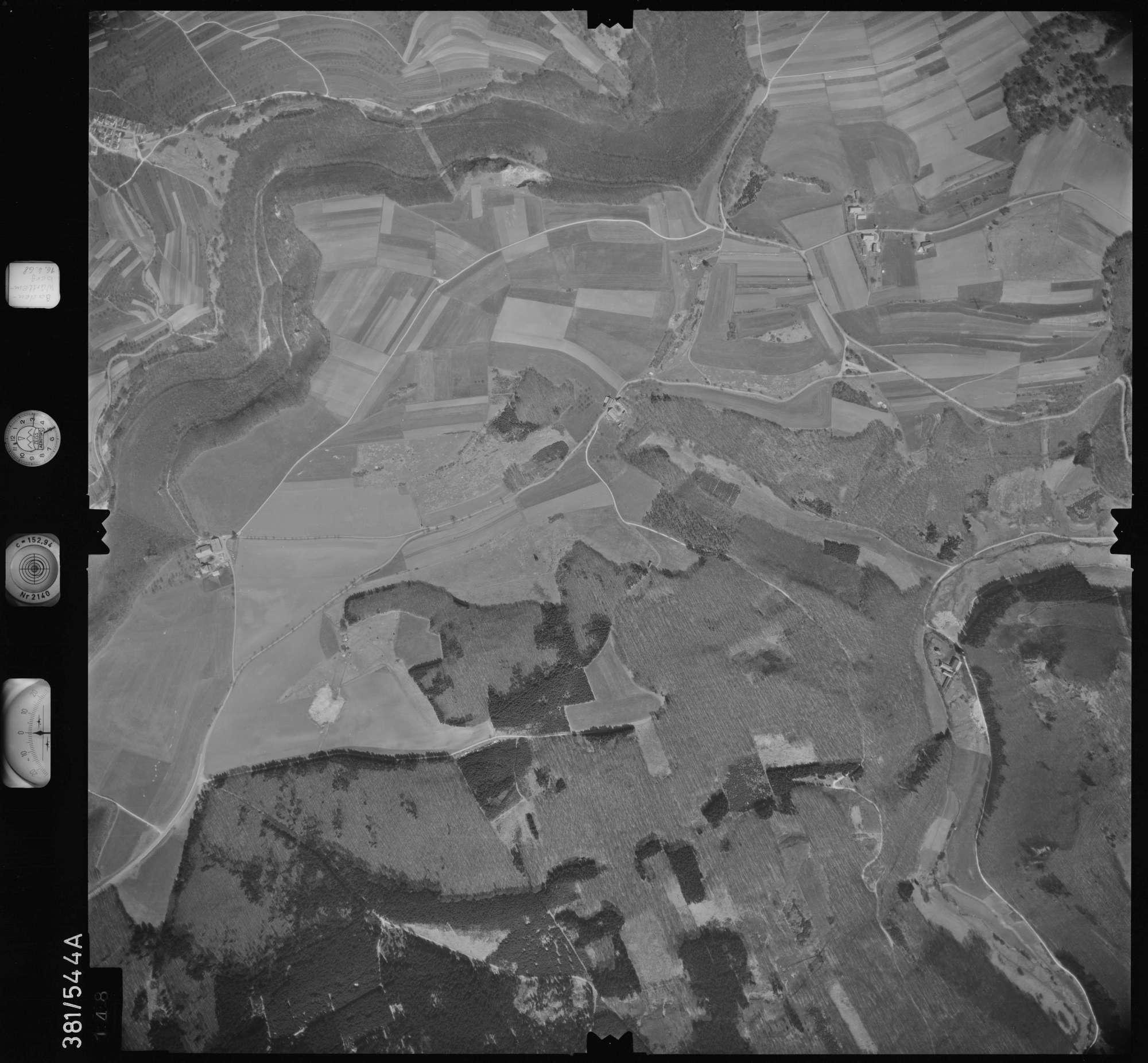 Luftbild: Film 32 Bildnr. 148, Bild 1