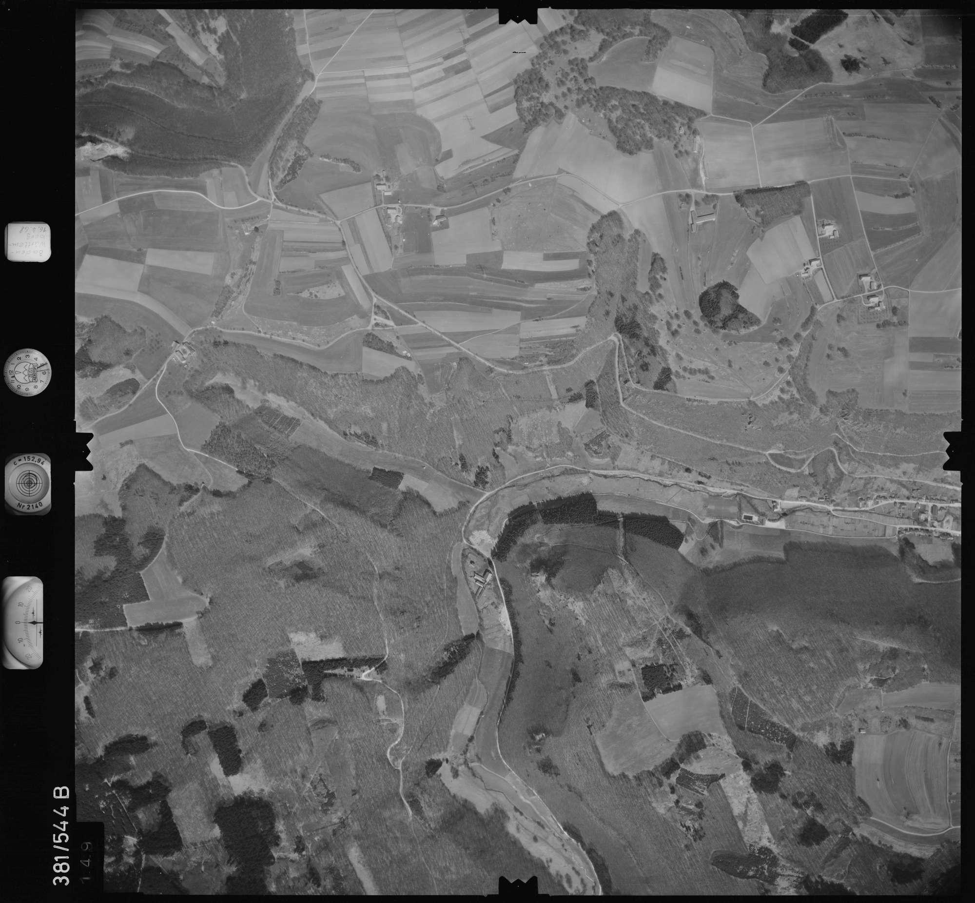 Luftbild: Film 32 Bildnr. 149, Bild 1