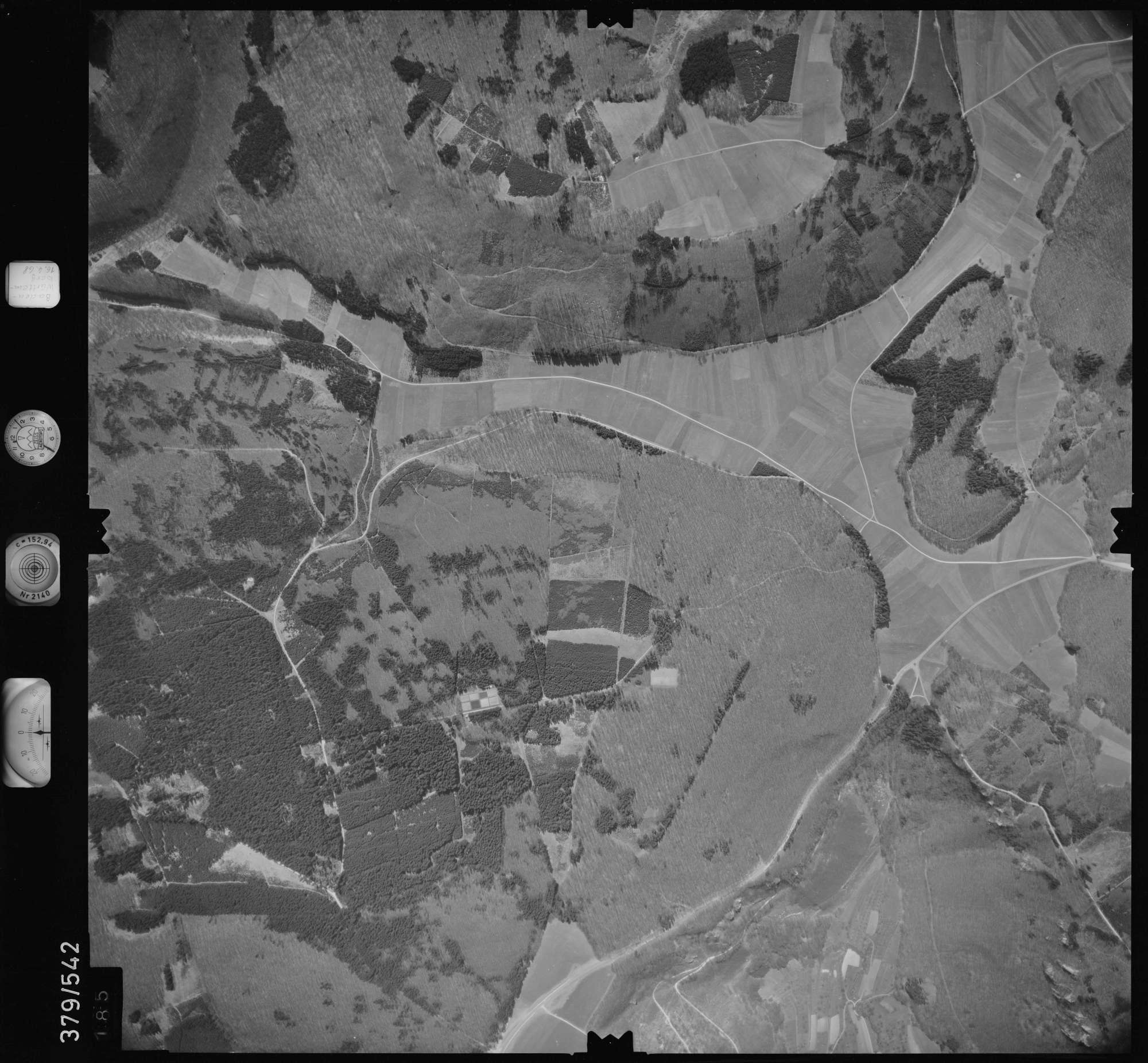 Luftbild: Film 32 Bildnr. 185, Bild 1