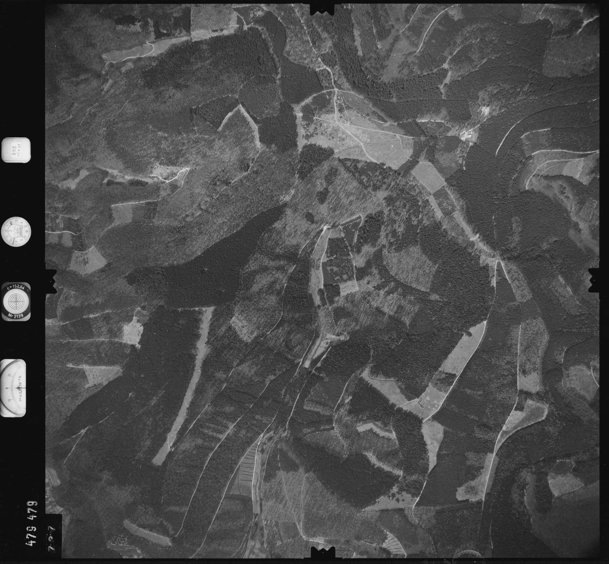 Luftbild: Film 898 Bildnr. 737, Bild 1