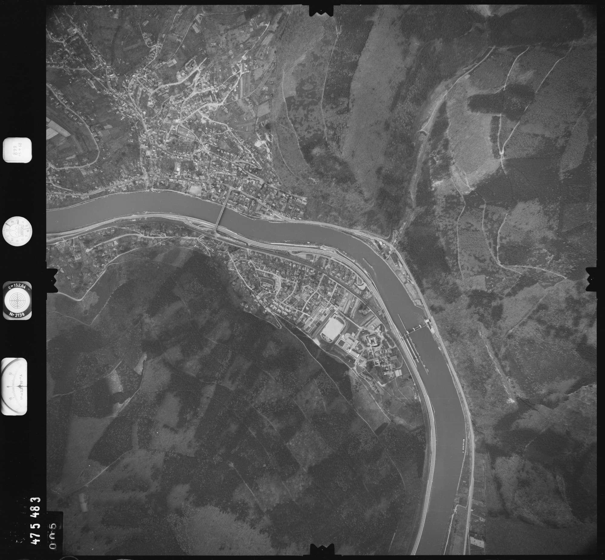 Luftbild: Film 899 Bildnr. 5, Bild 1