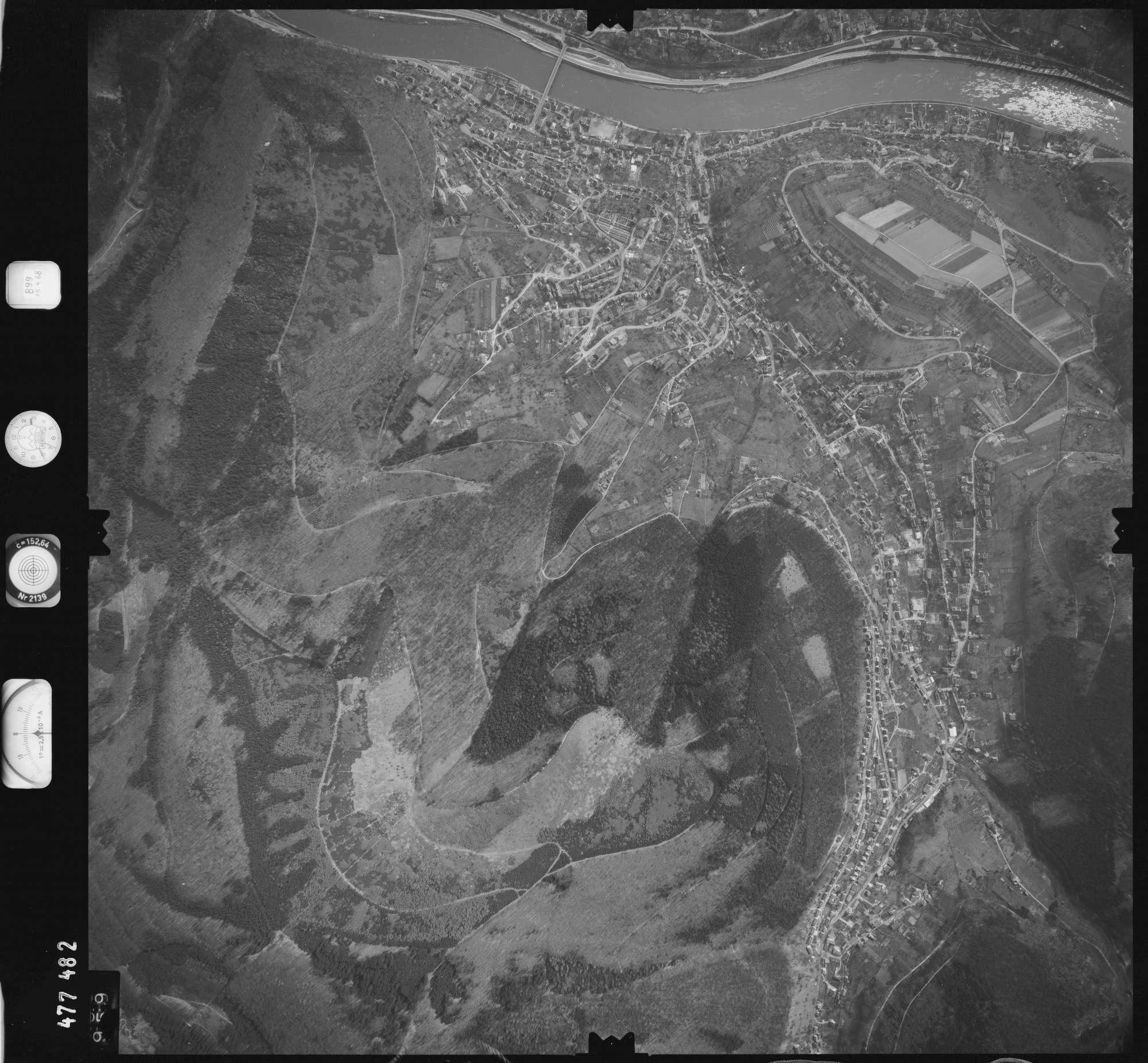 Luftbild: Film 899 Bildnr. 959, Bild 1