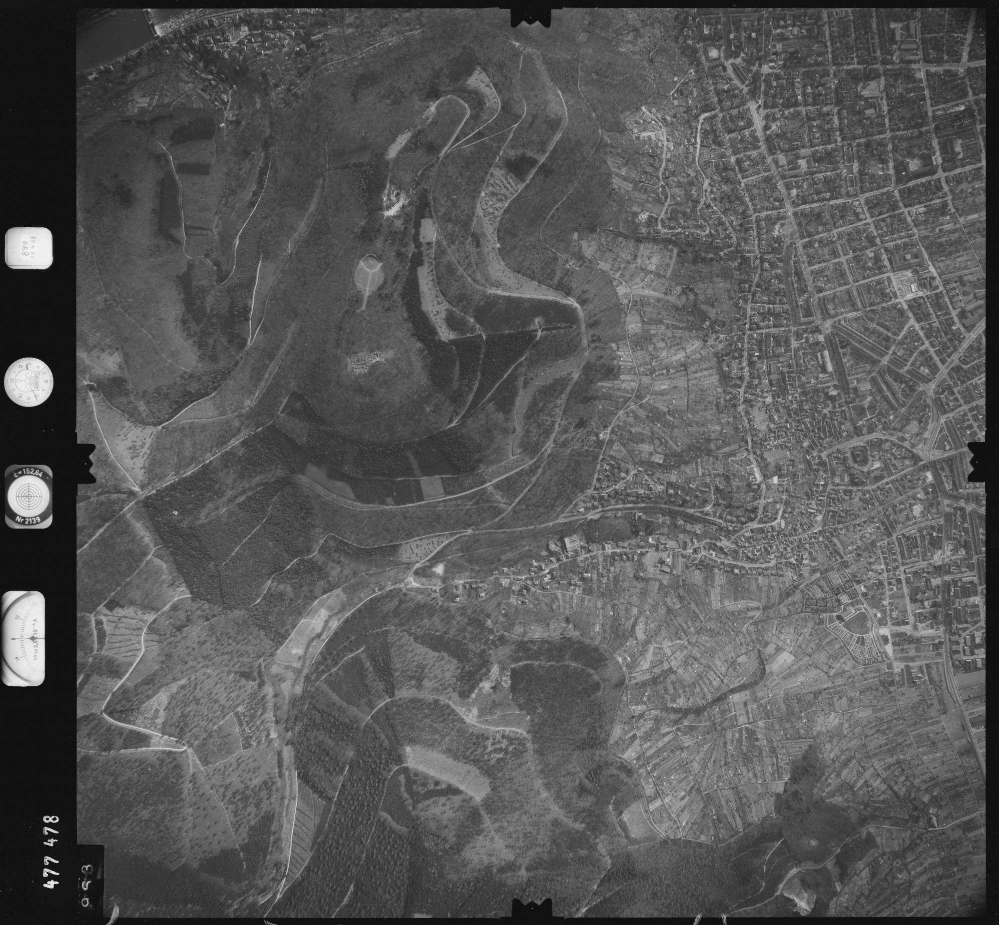 Luftbild: Film 899 Bildnr. 963, Bild 1