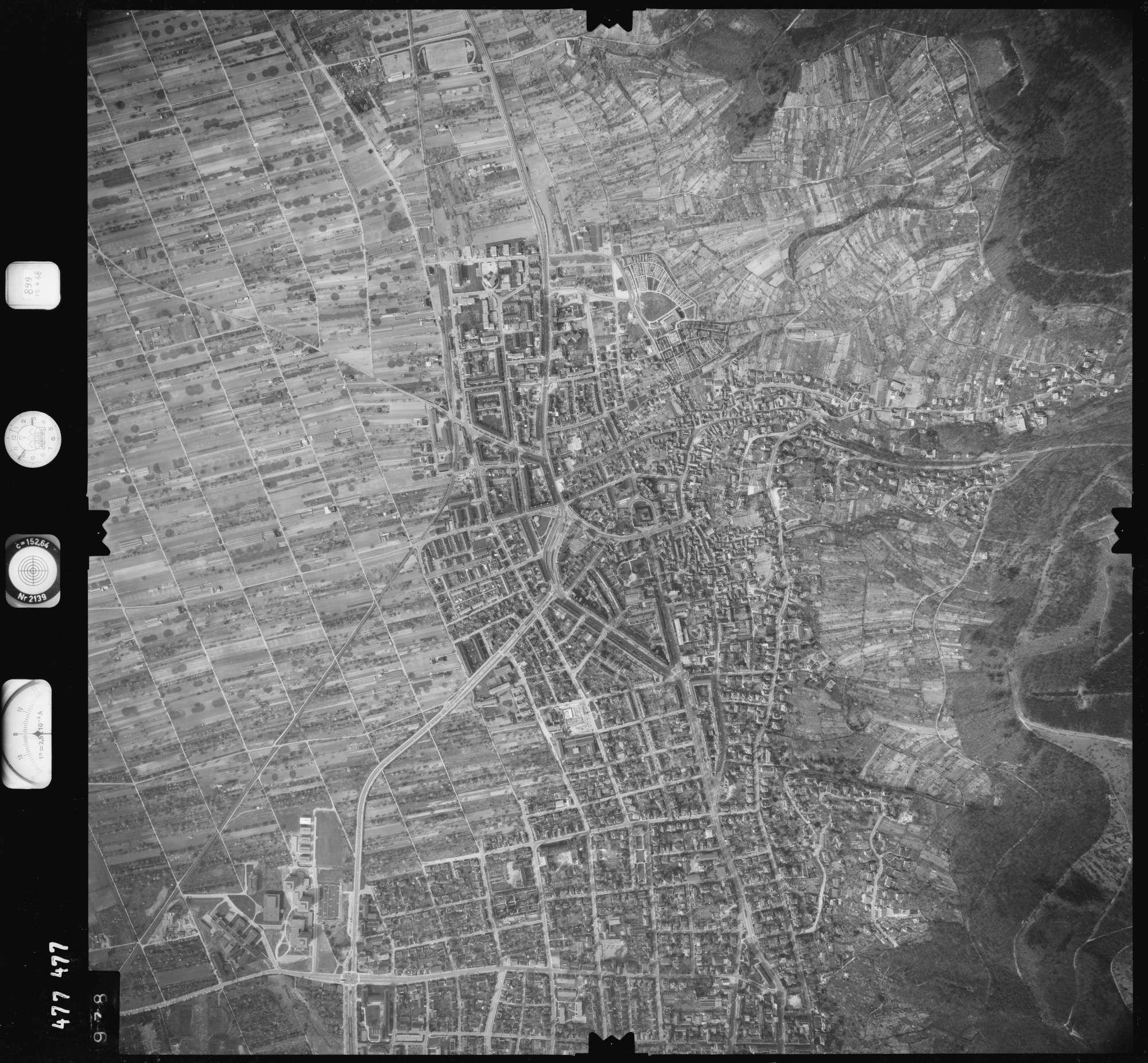 Luftbild: Film 899 Bildnr. 978, Bild 1