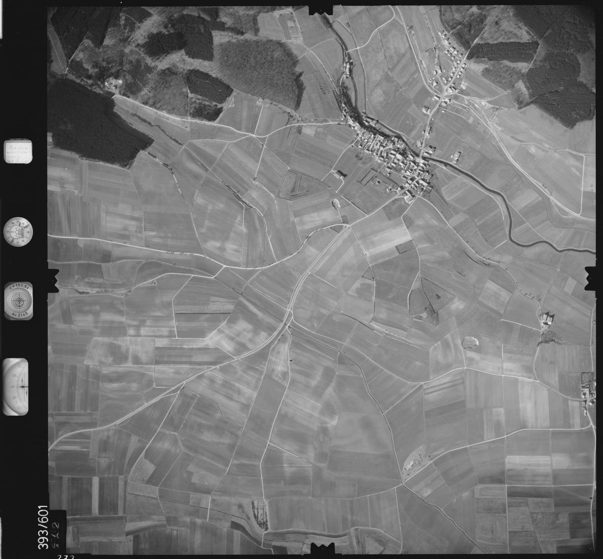 Luftbild: Film 24 Bildnr. 272, Bild 1