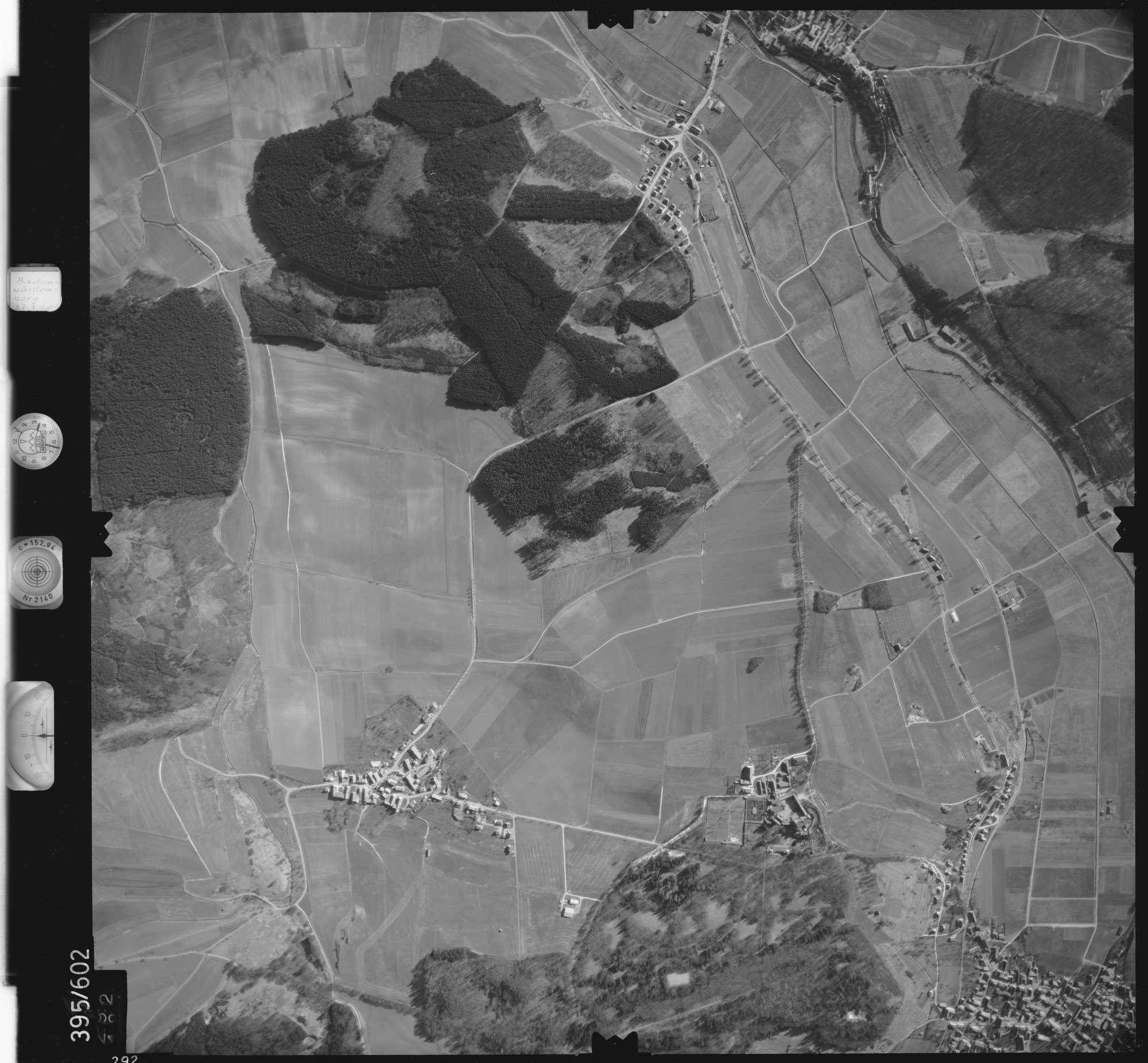 Luftbild: Film 24 Bildnr. 292, Bild 1