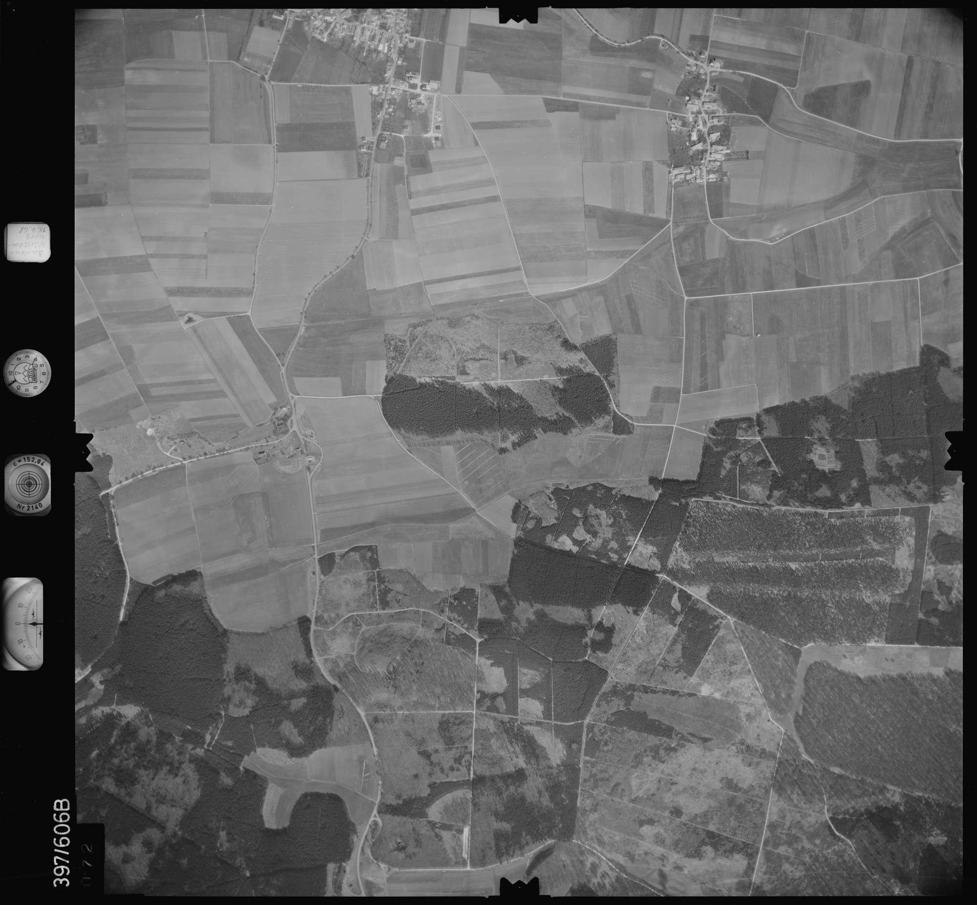 Luftbild: Film 32 Bildnr. 72, Bild 1