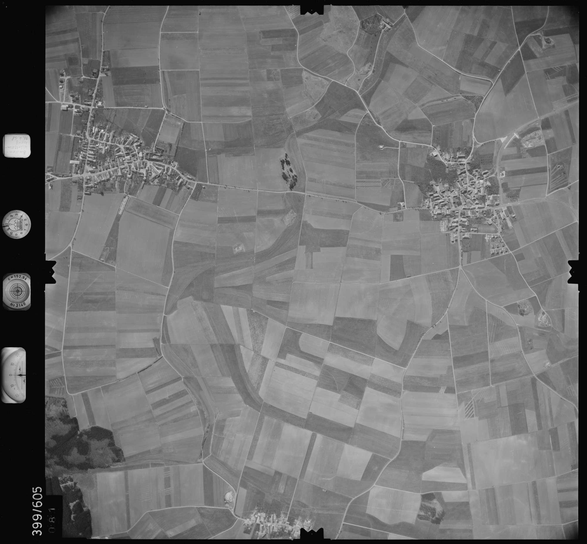 Luftbild: Film 32 Bildnr. 81, Bild 1