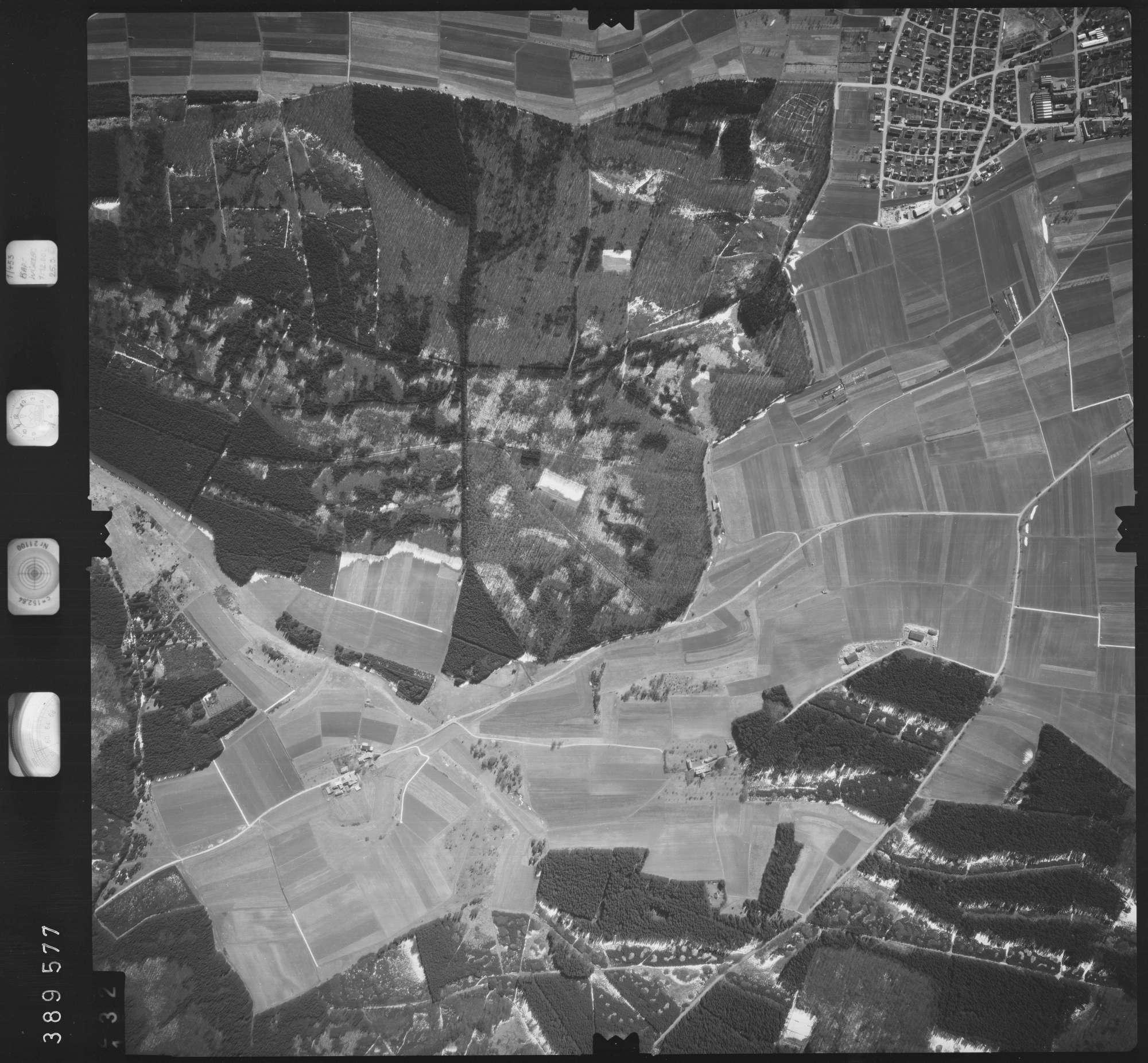 Luftbild: Film 22 Bildnr. 132, Bild 1
