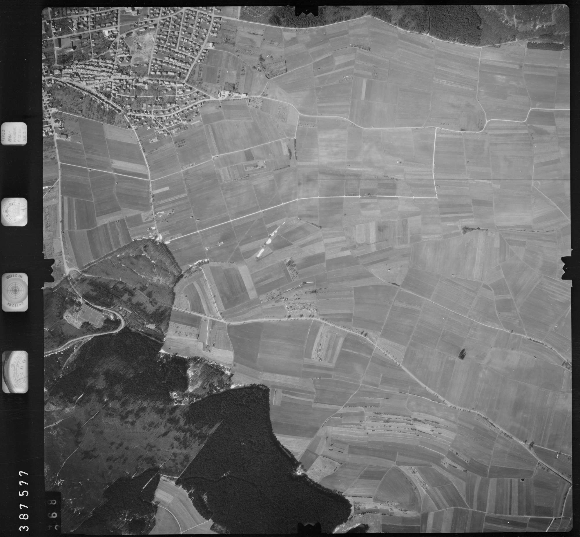 Luftbild: Film 23 Bildnr. 367, Bild 1