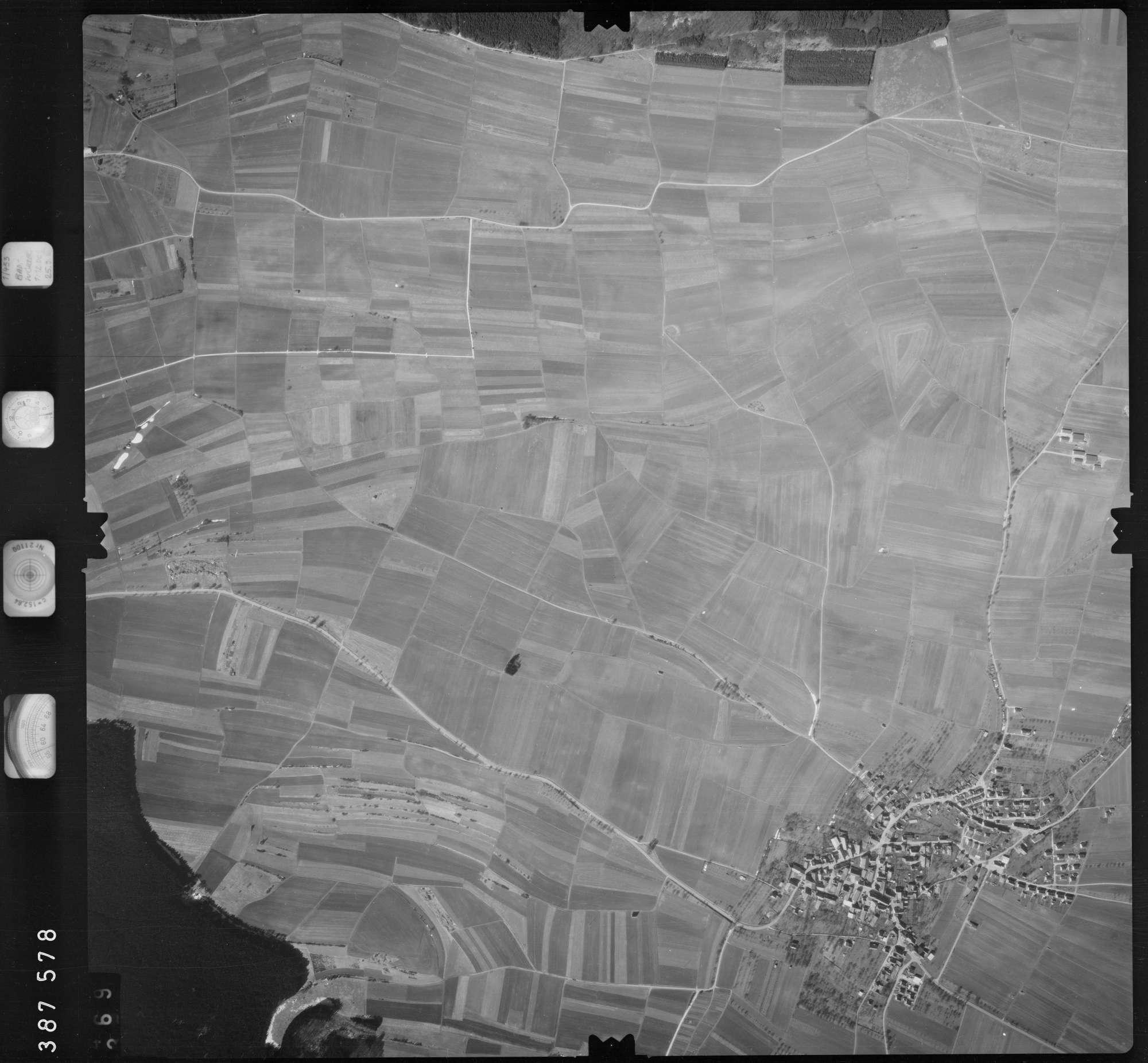 Luftbild: Film 23 Bildnr. 368, Bild 1