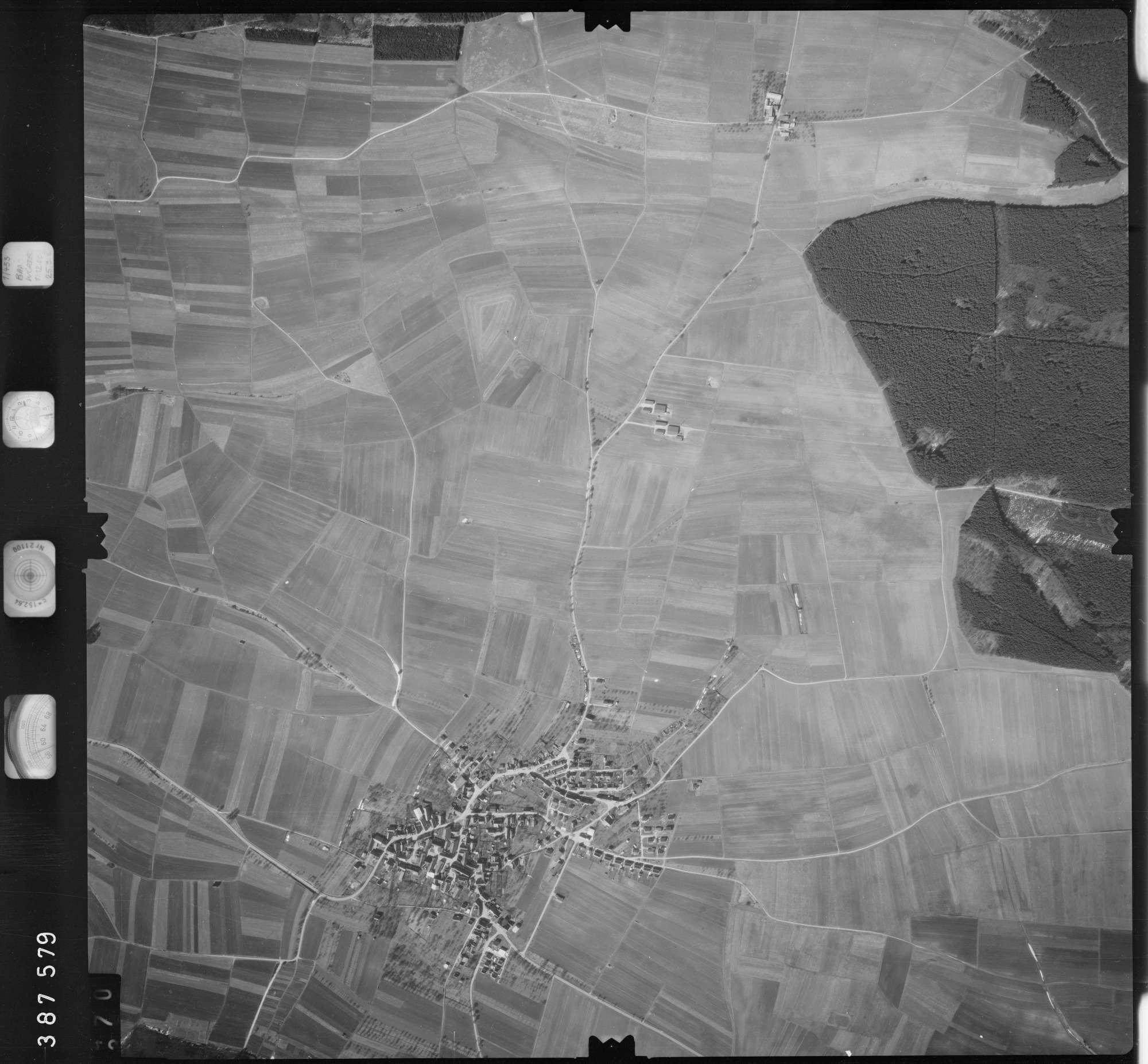 Luftbild: Film 23 Bildnr. 369, Bild 1