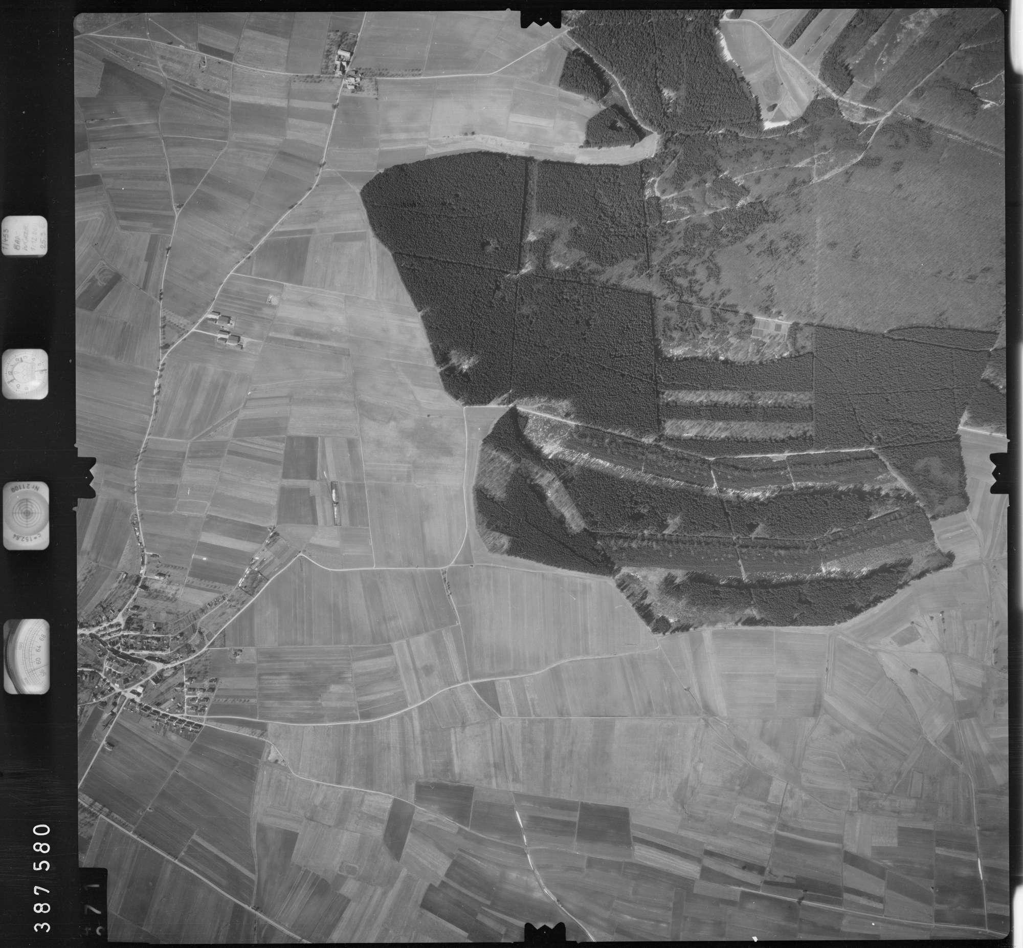 Luftbild: Film 23 Bildnr. 370, Bild 1