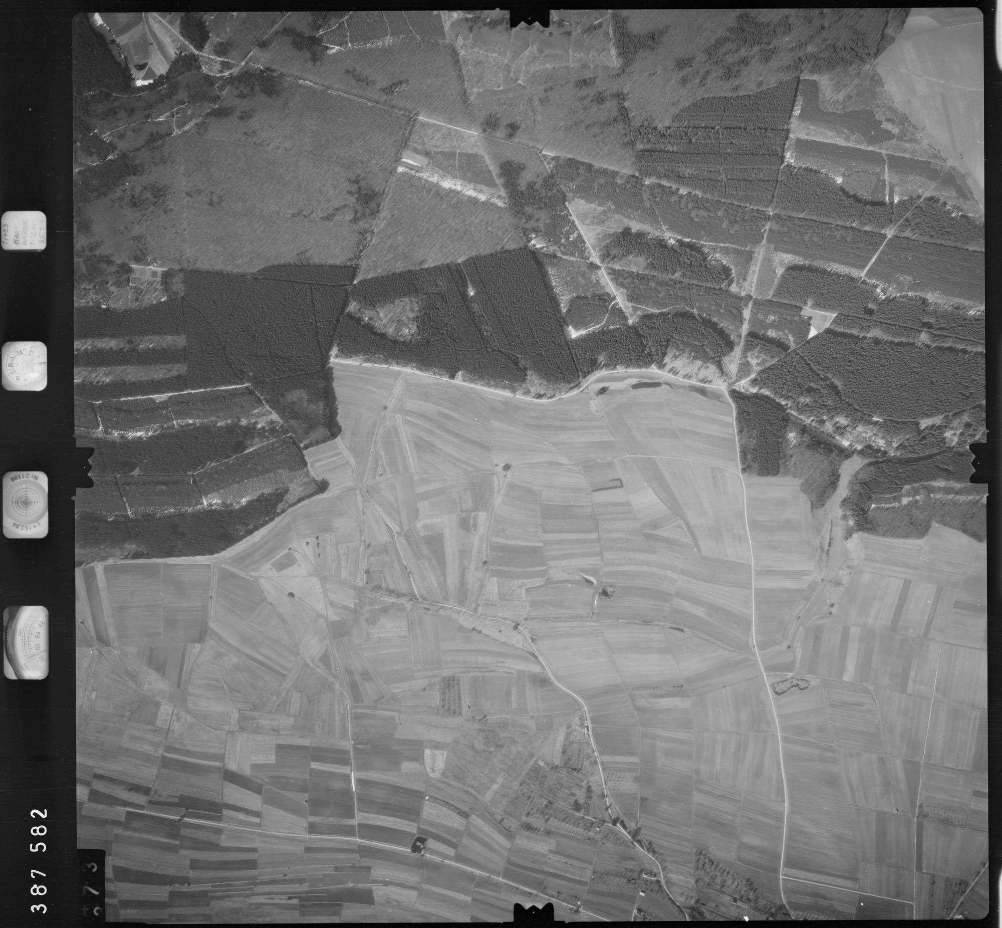 Luftbild: Film 23 Bildnr. 372, Bild 1