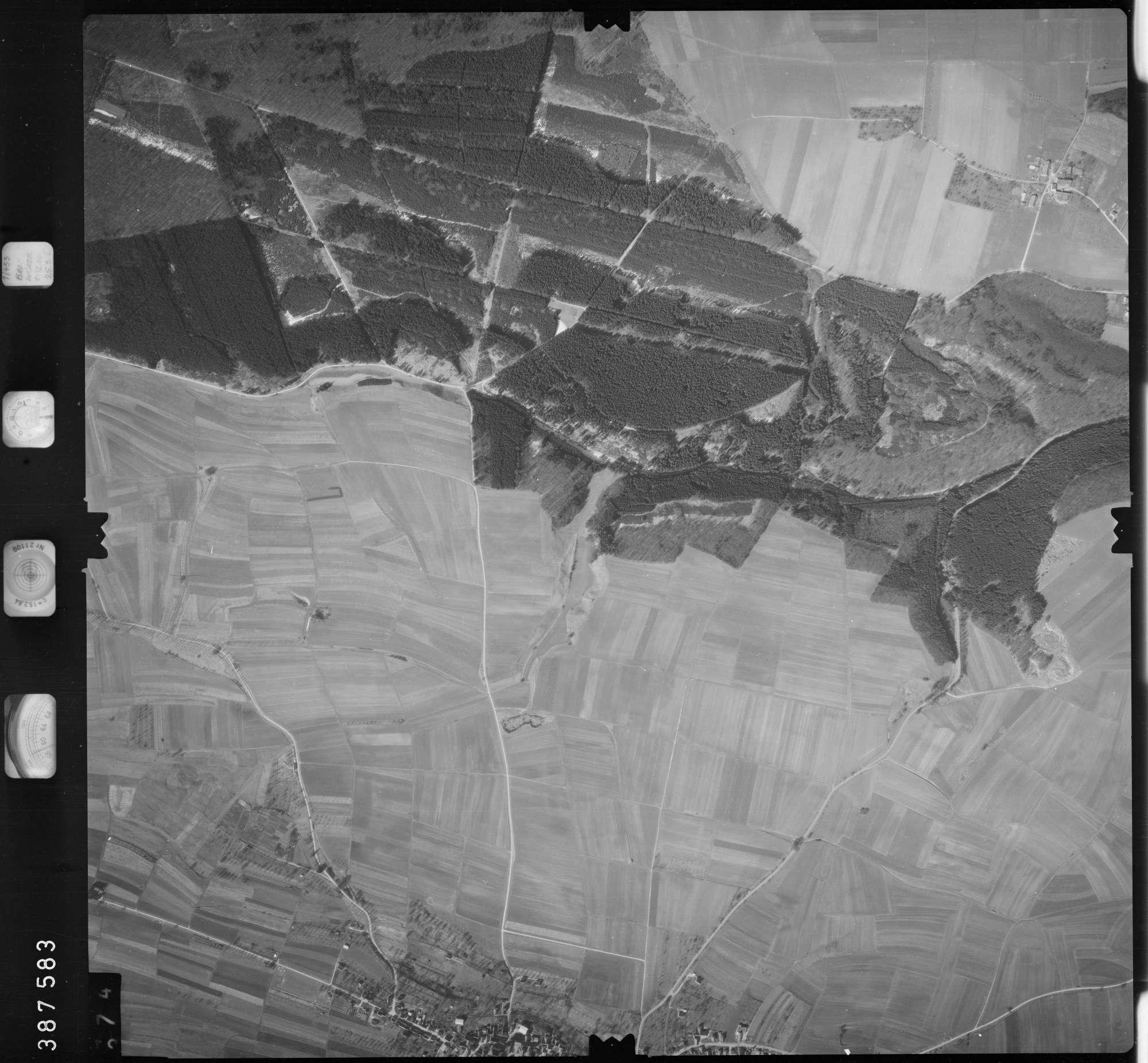 Luftbild: Film 23 Bildnr. 373, Bild 1
