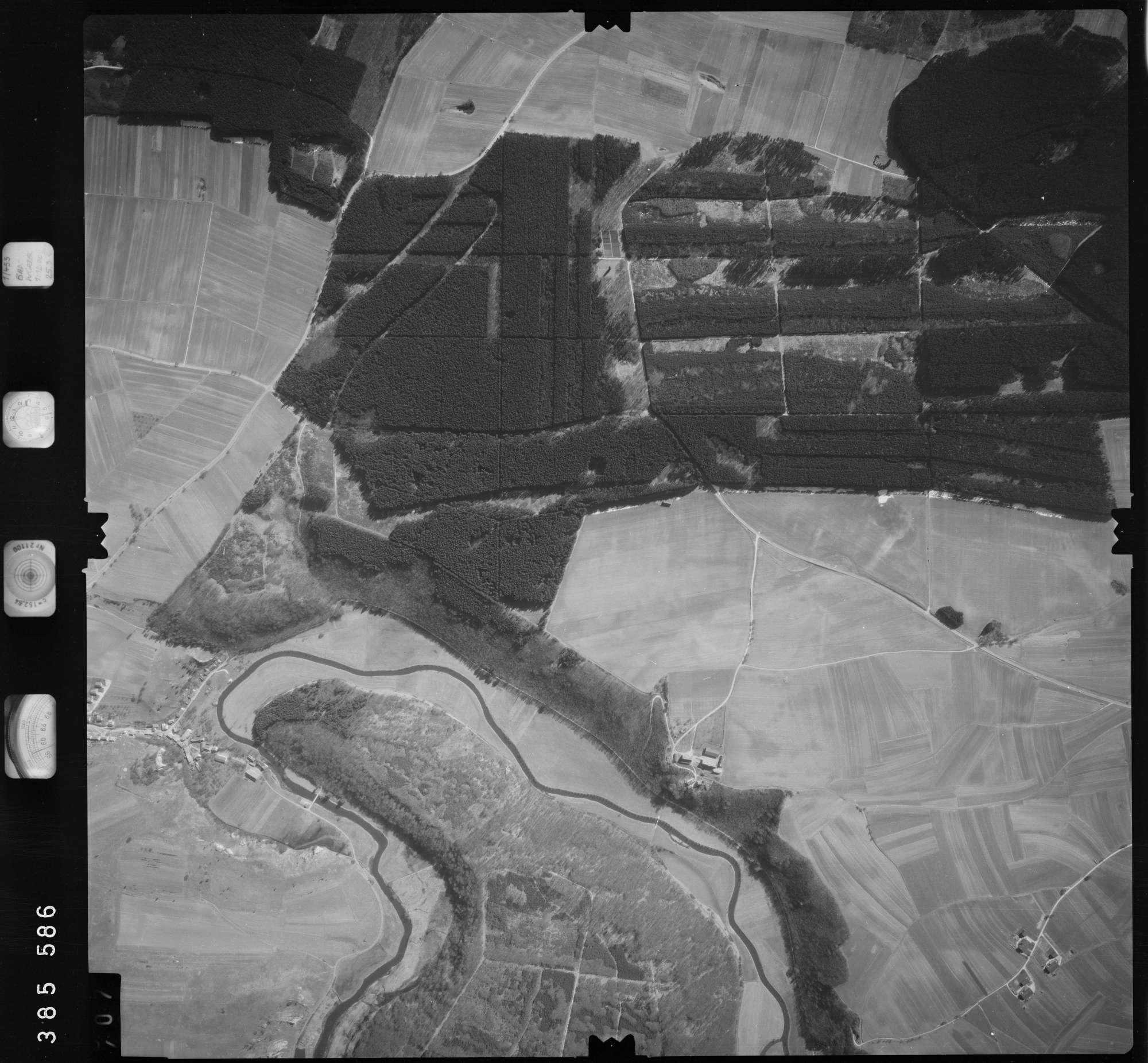 Luftbild: Film 23 Bildnr. 406, Bild 1