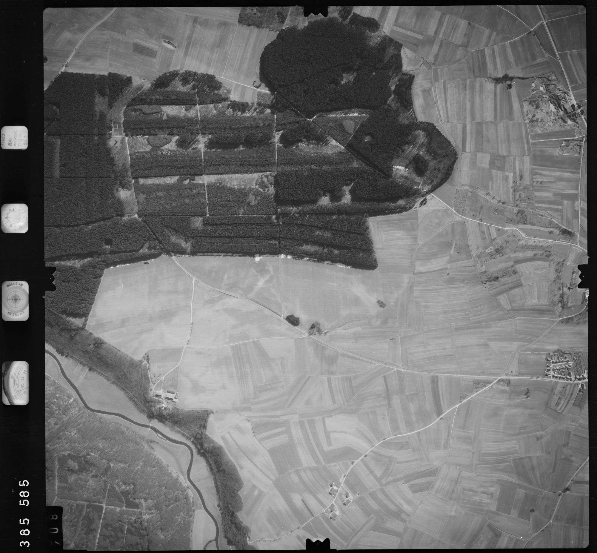Luftbild: Film 23 Bildnr. 407, Bild 1