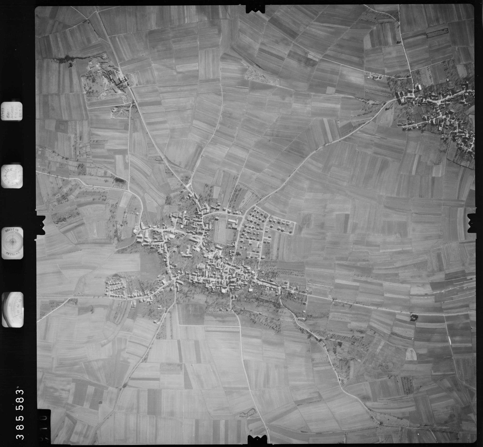 Luftbild: Film 23 Bildnr. 409, Bild 1