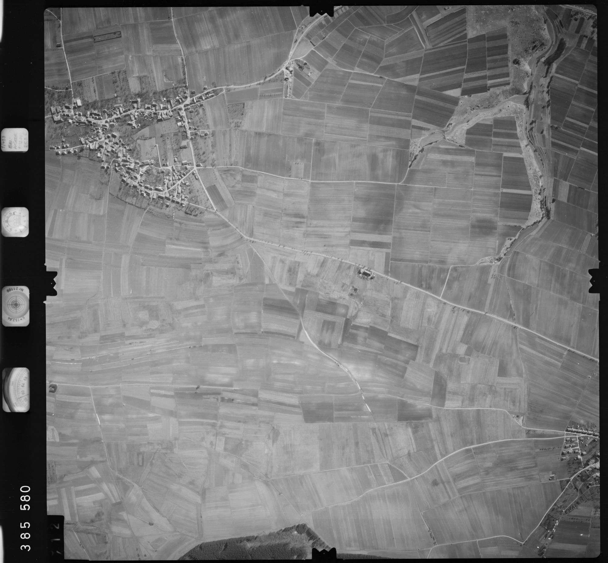 Luftbild: Film 23 Bildnr. 411, Bild 1