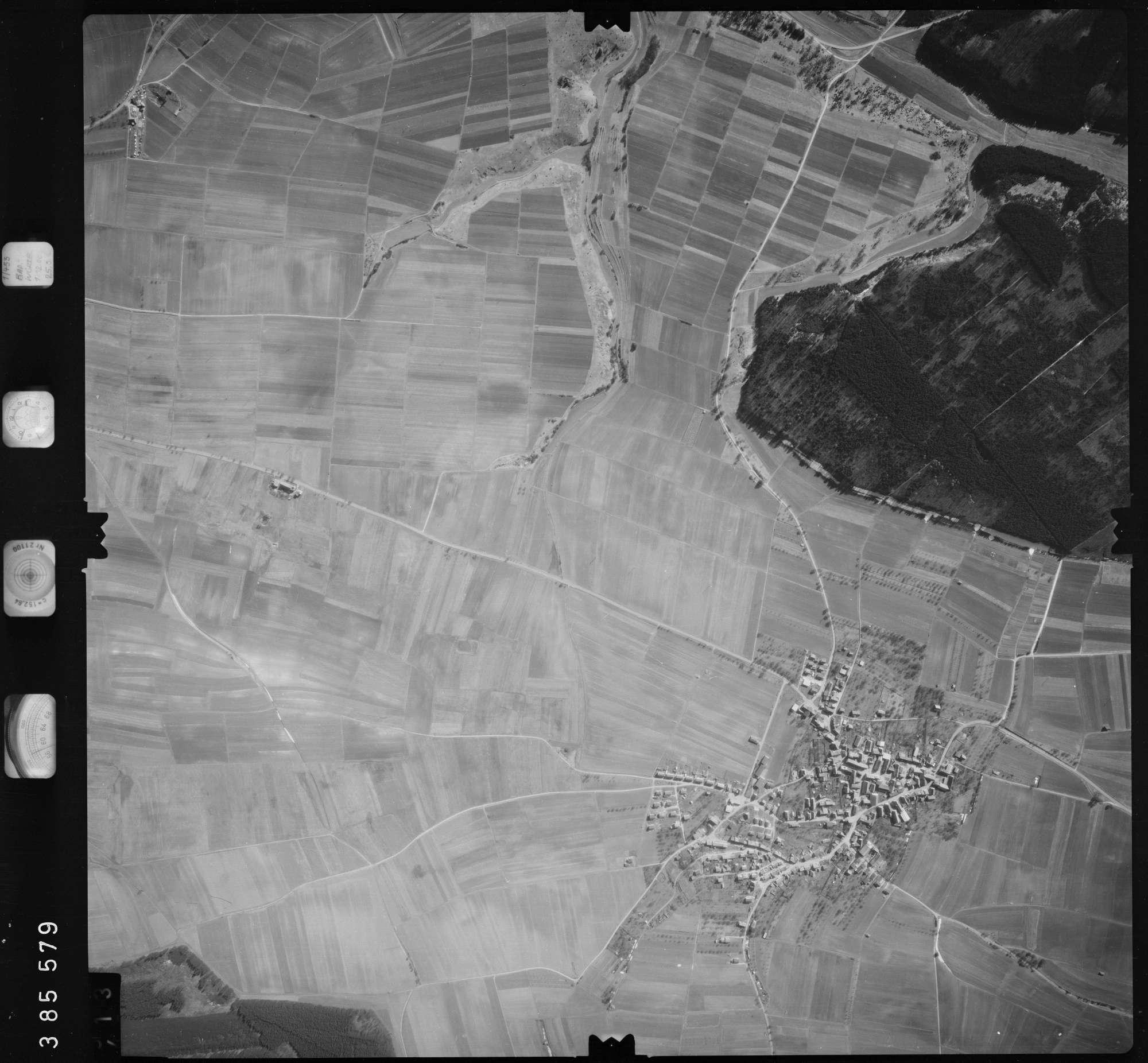 Luftbild: Film 23 Bildnr. 412, Bild 1