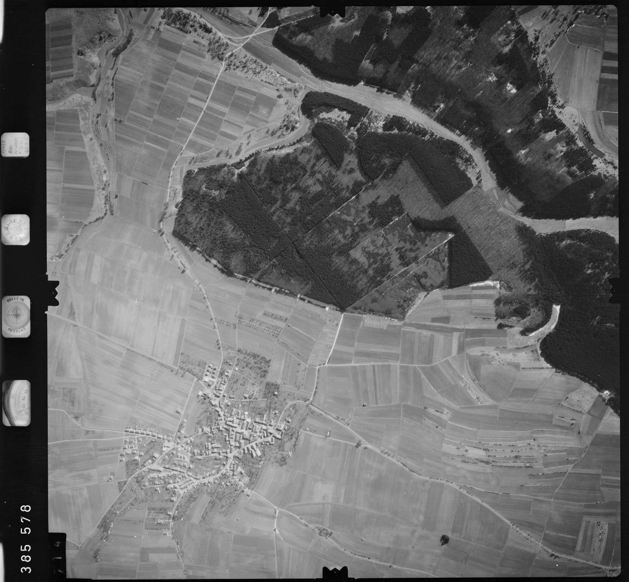 Luftbild: Film 23 Bildnr. 413, Bild 1