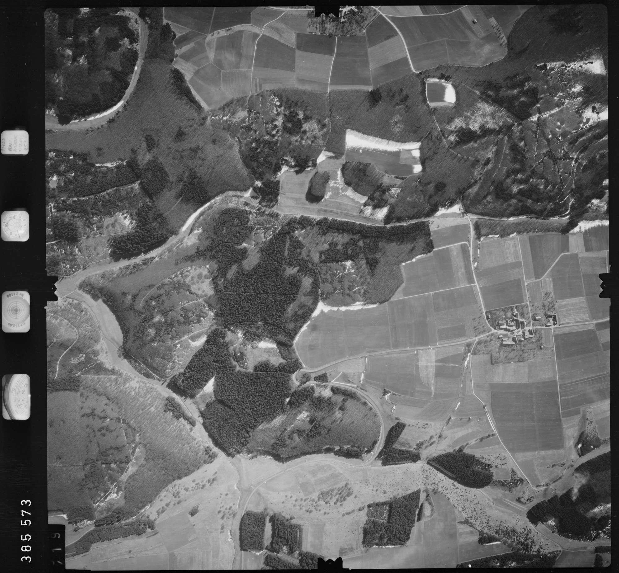 Luftbild: Film 23 Bildnr. 418, Bild 1
