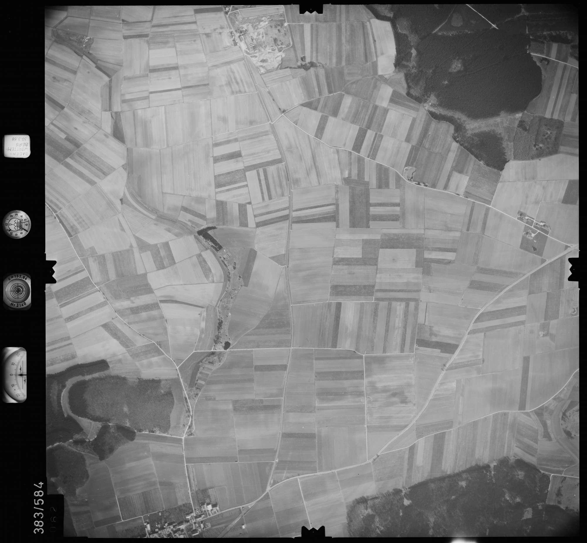 Luftbild: Film 27 Bildnr. 62, Bild 1