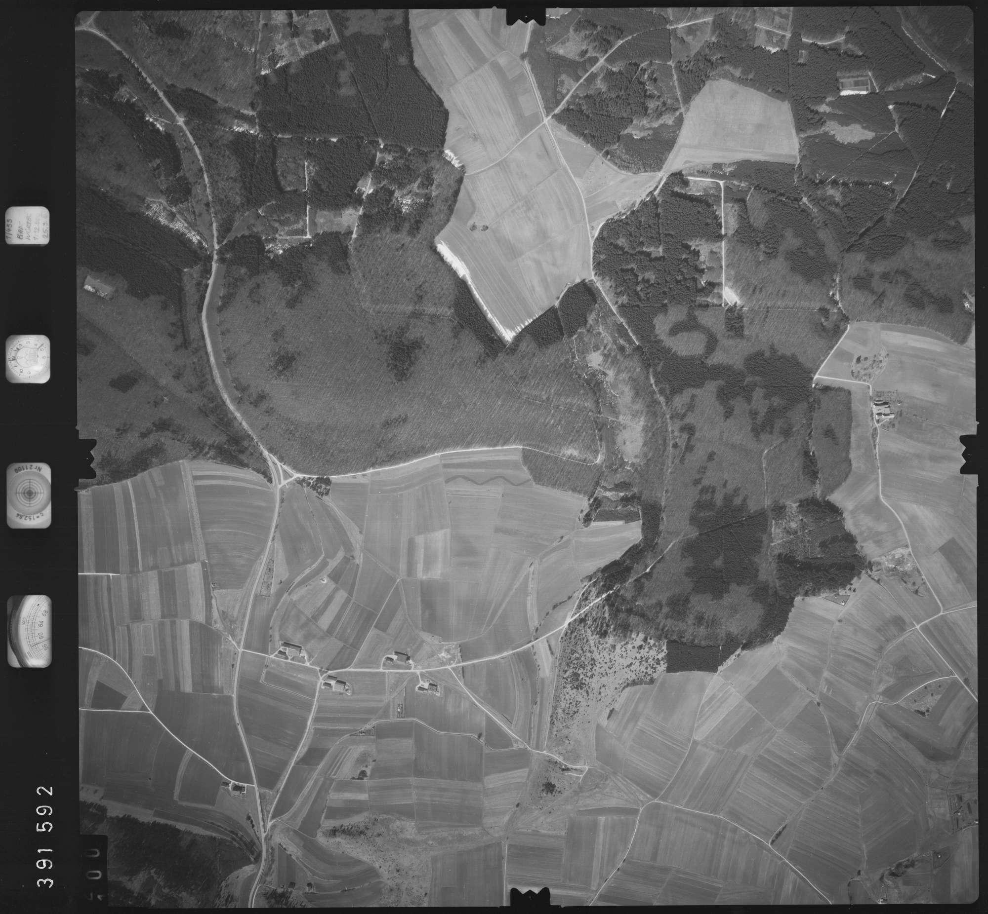 Luftbild: Film 22 Bildnr. 100, Bild 1