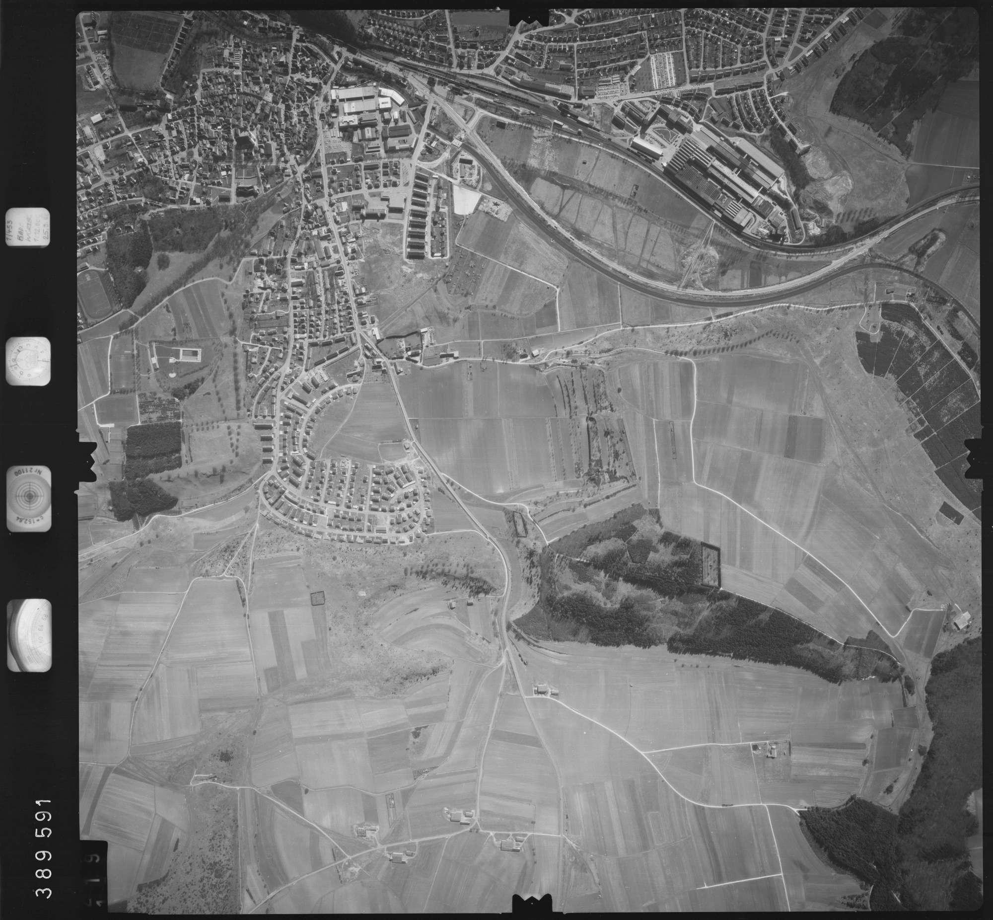 Luftbild: Film 22 Bildnr. 119, Bild 1