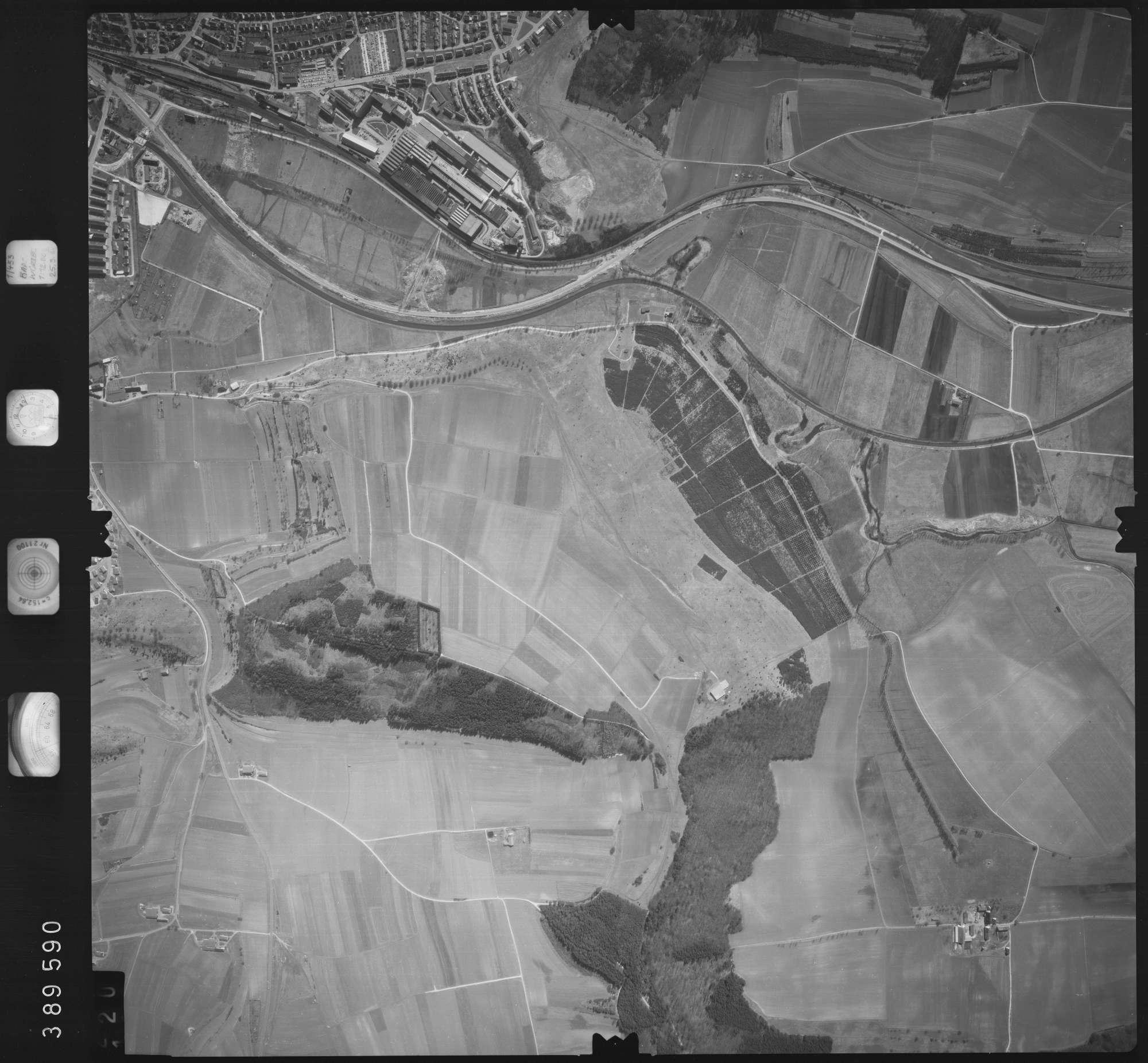 Luftbild: Film 22 Bildnr. 120, Bild 1