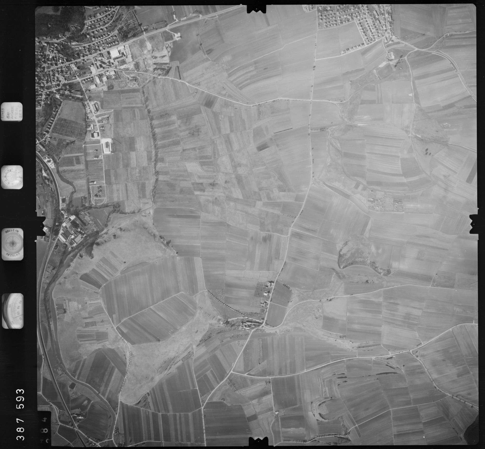 Luftbild: Film 23 Bildnr. 383, Bild 1