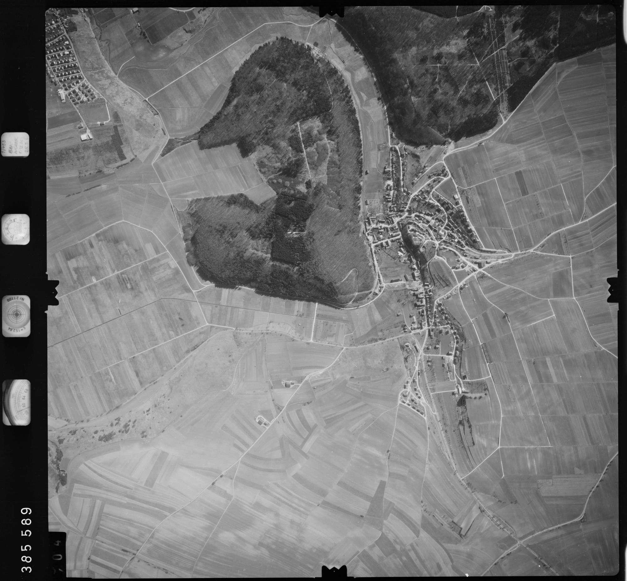 Luftbild: Film 23 Bildnr. 403, Bild 1
