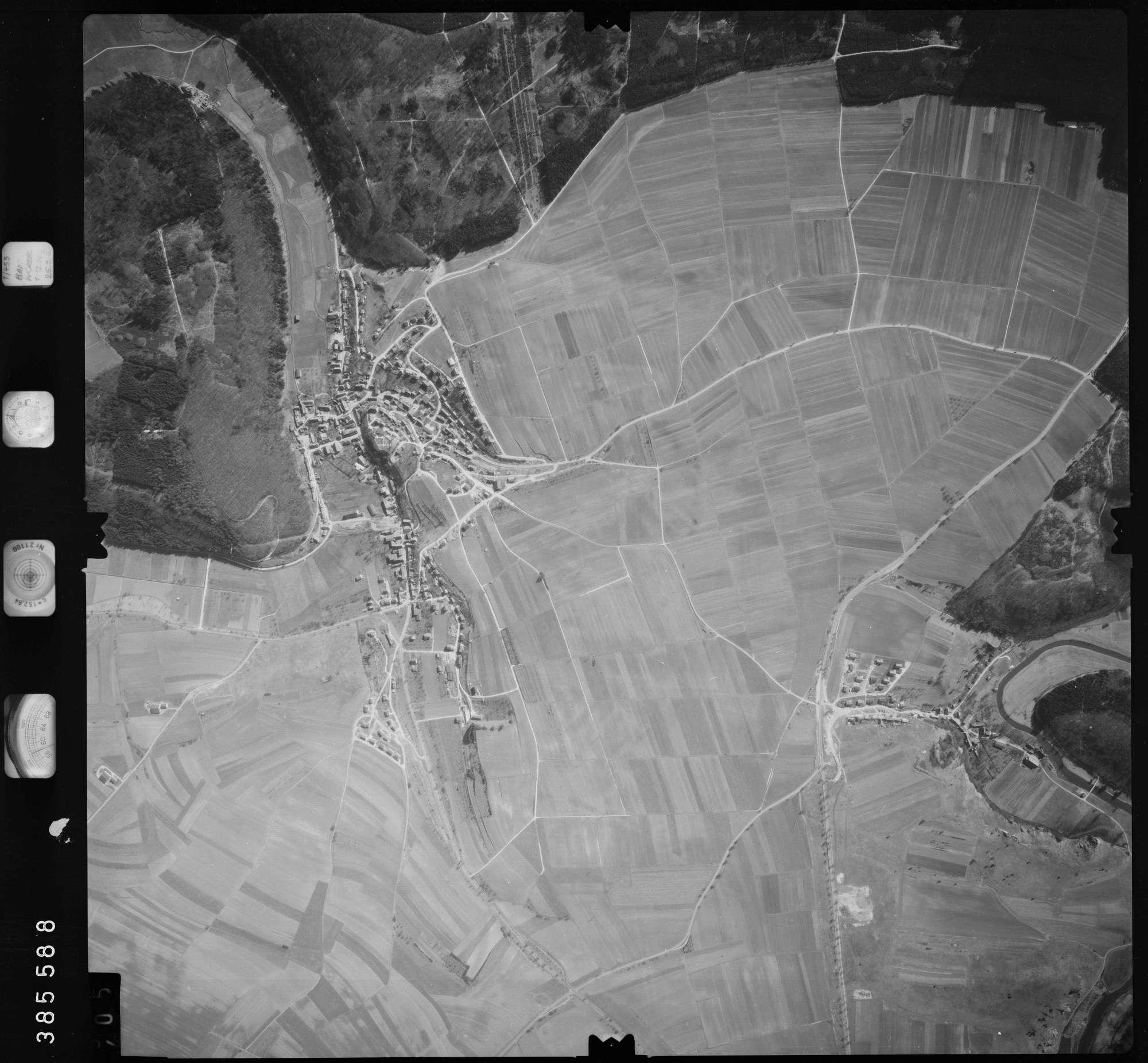 Luftbild: Film 23 Bildnr. 404, Bild 1