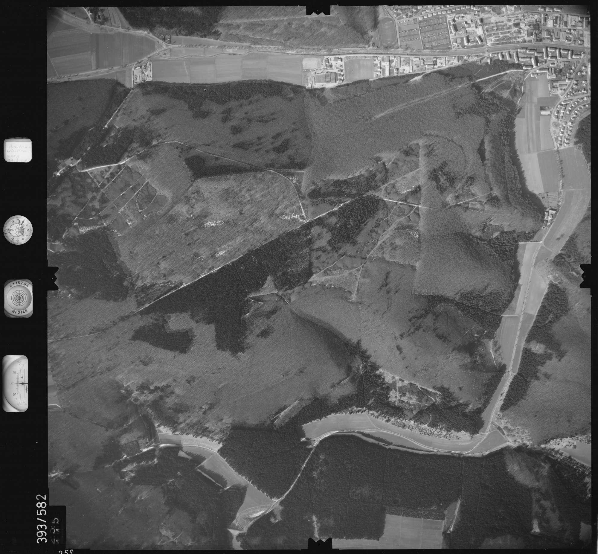 Luftbild: Film 24 Bildnr. 255, Bild 1