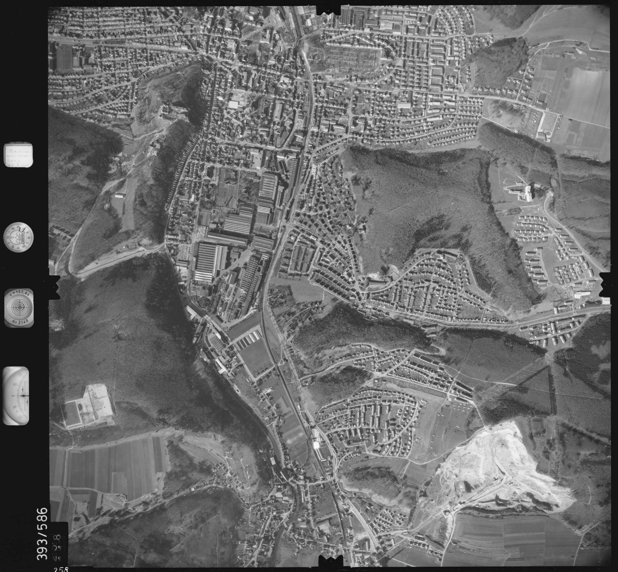 Luftbild: Film 24 Bildnr. 258, Bild 1
