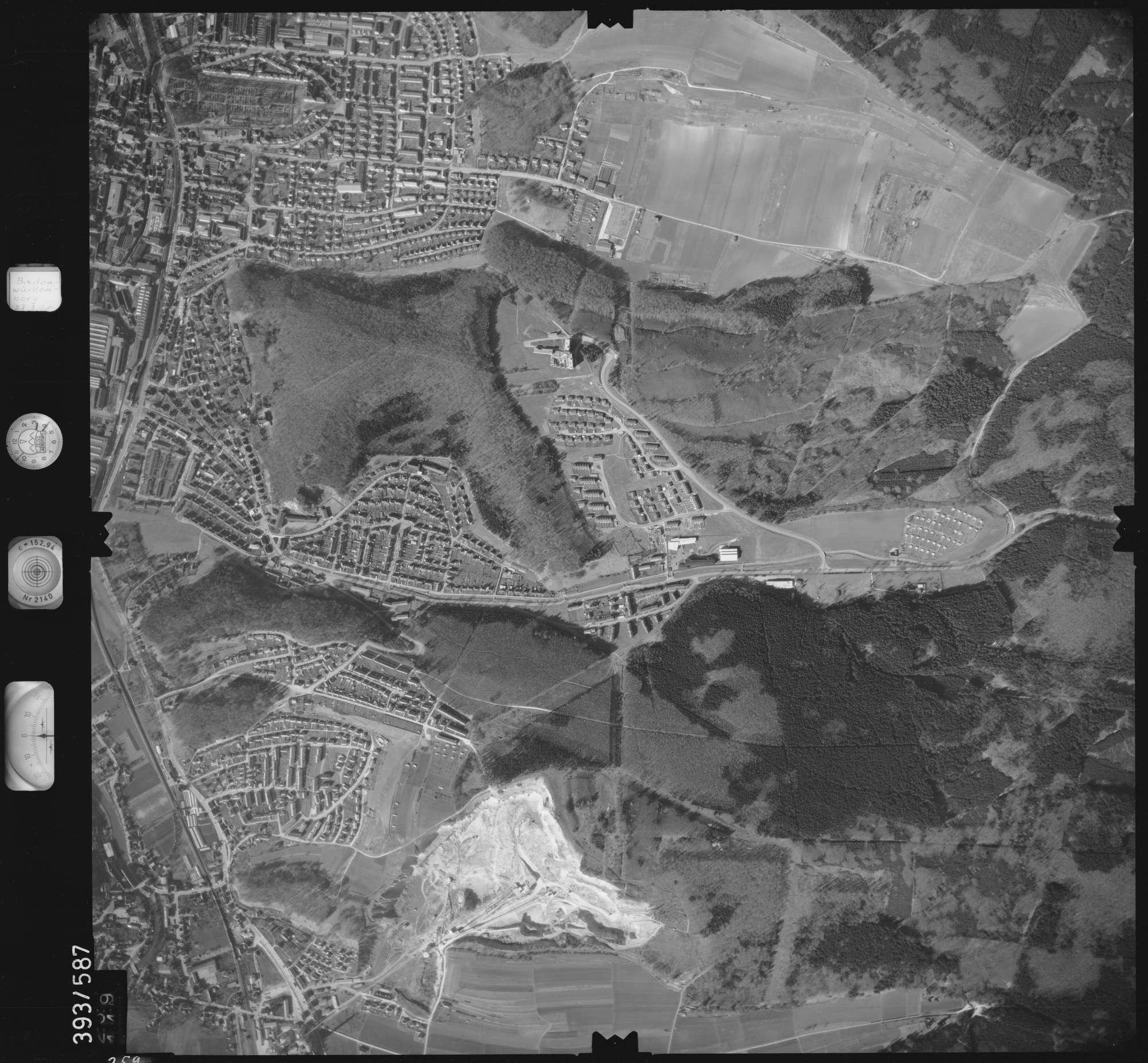 Luftbild: Film 24 Bildnr. 259, Bild 1