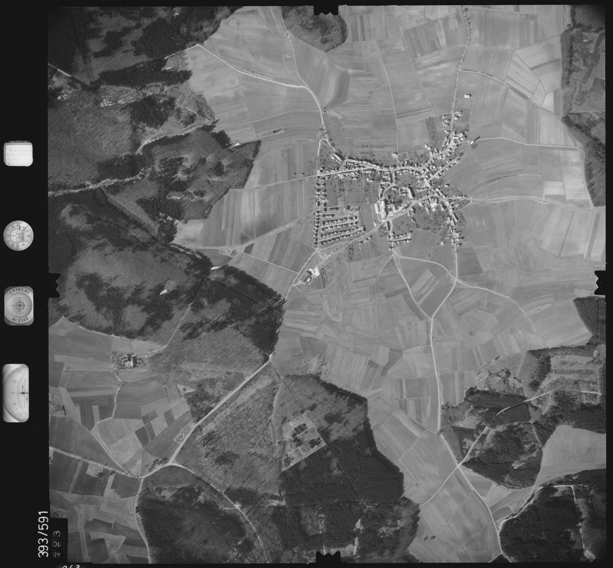 Luftbild: Film 24 Bildnr. 263, Bild 1
