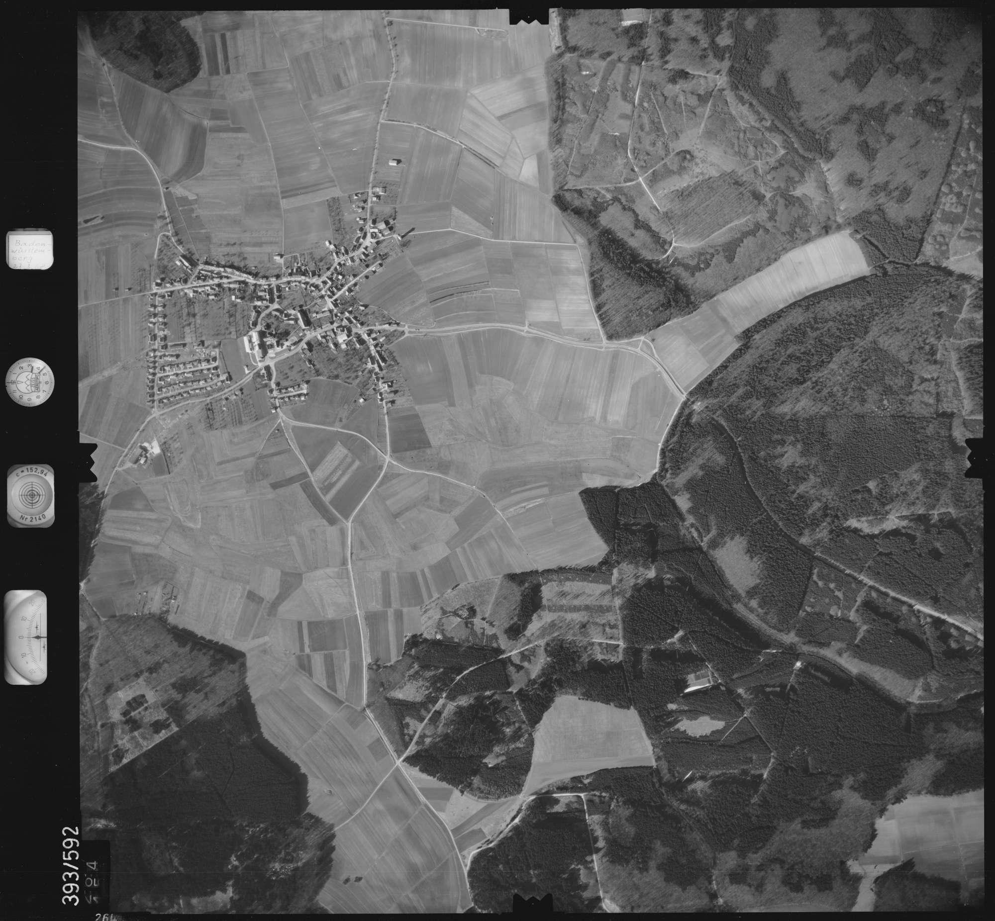 Luftbild: Film 24 Bildnr. 264, Bild 1